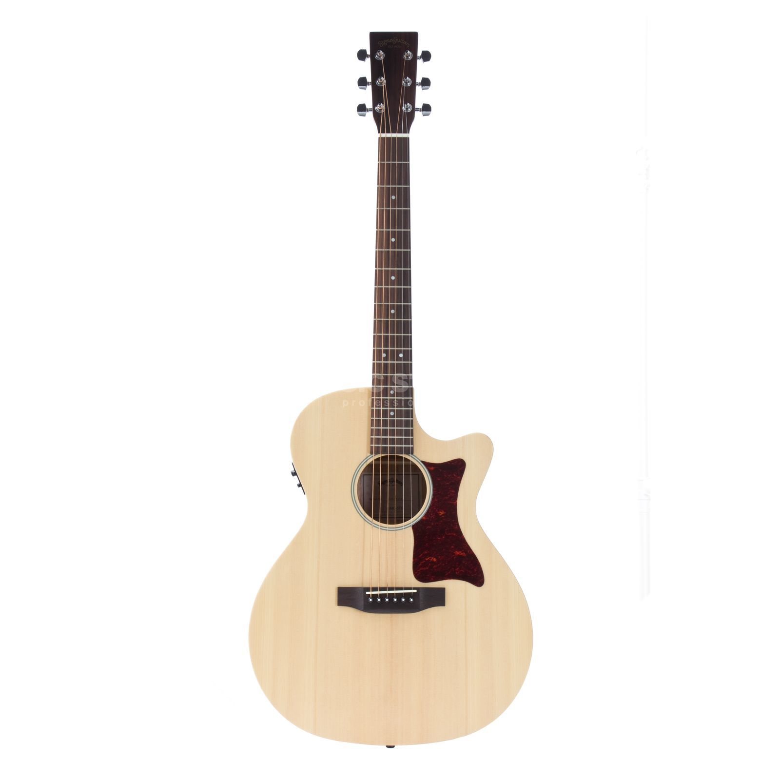 Sigma Guitars GMC-STE Natural Produktbillede