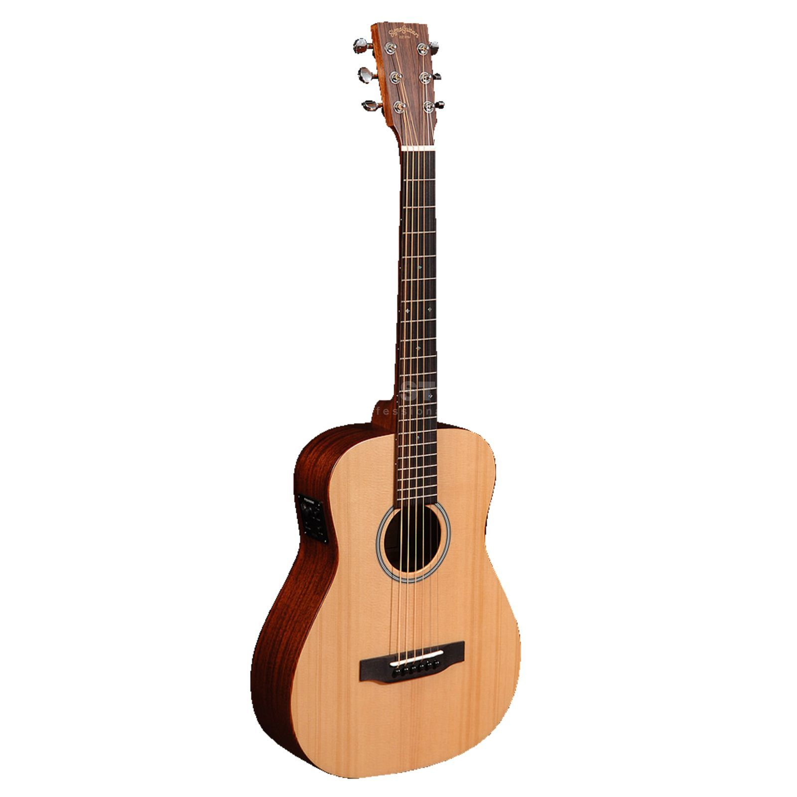 Sigma Guitars TM-12E Natural incl. Bag Produktbillede