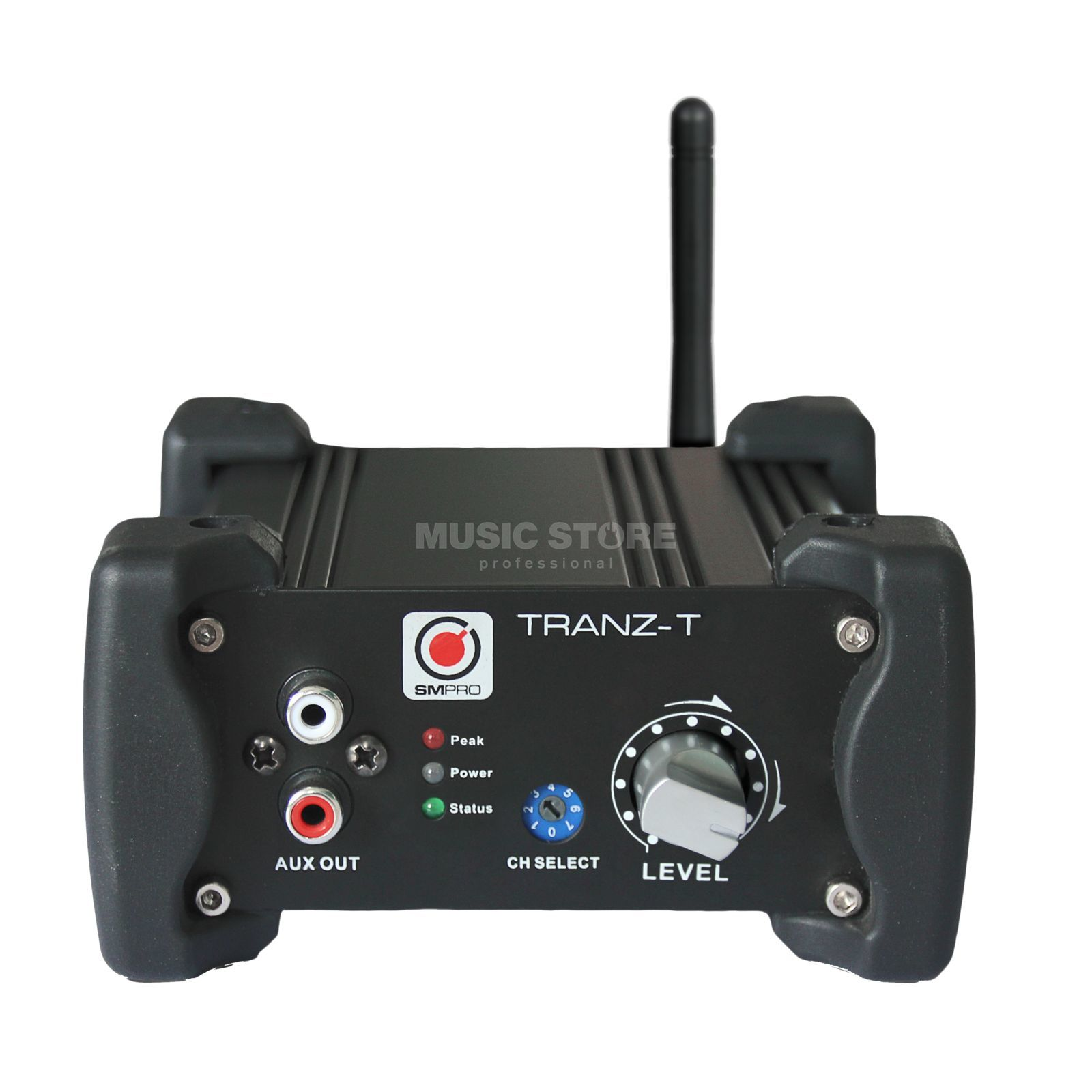 SM Pro Audio Tranz Receiver Wireless Stereo DI Receiver Produktbild
