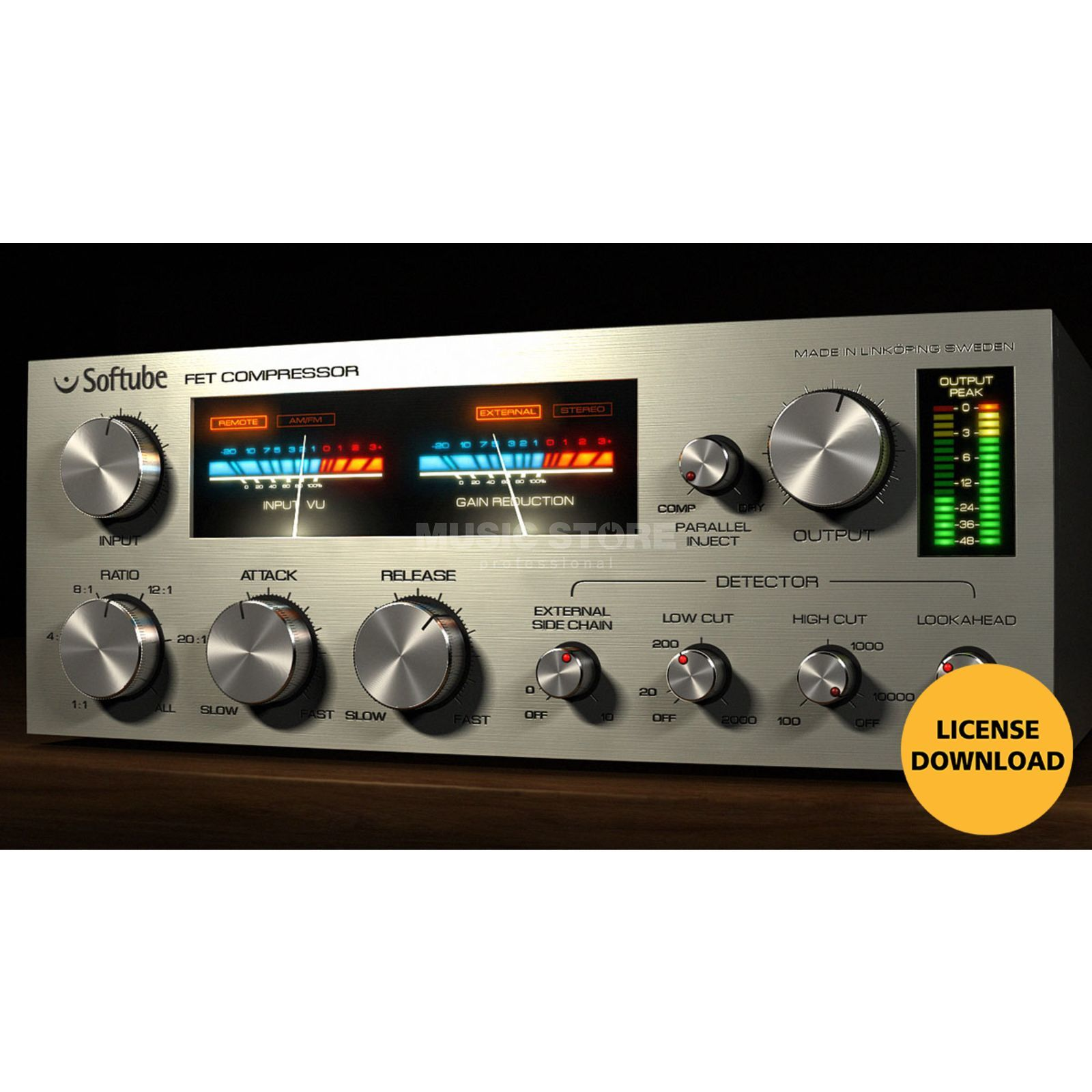 Softube FET Compressor License Produktbillede