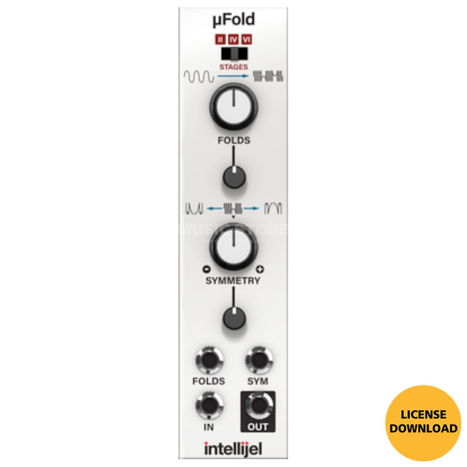 Softube Intellijel uFold II License Code Produktbillede