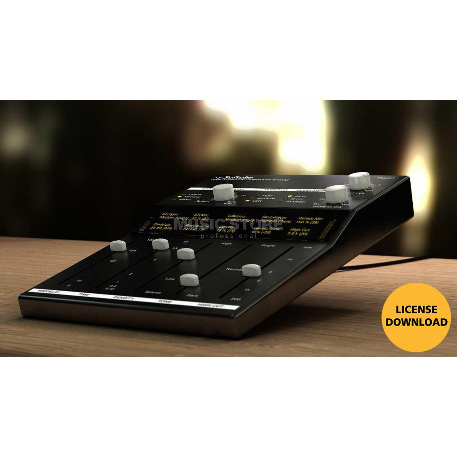 Softube TSAR-1 Reverb (DOWNLOAD) Produktbild