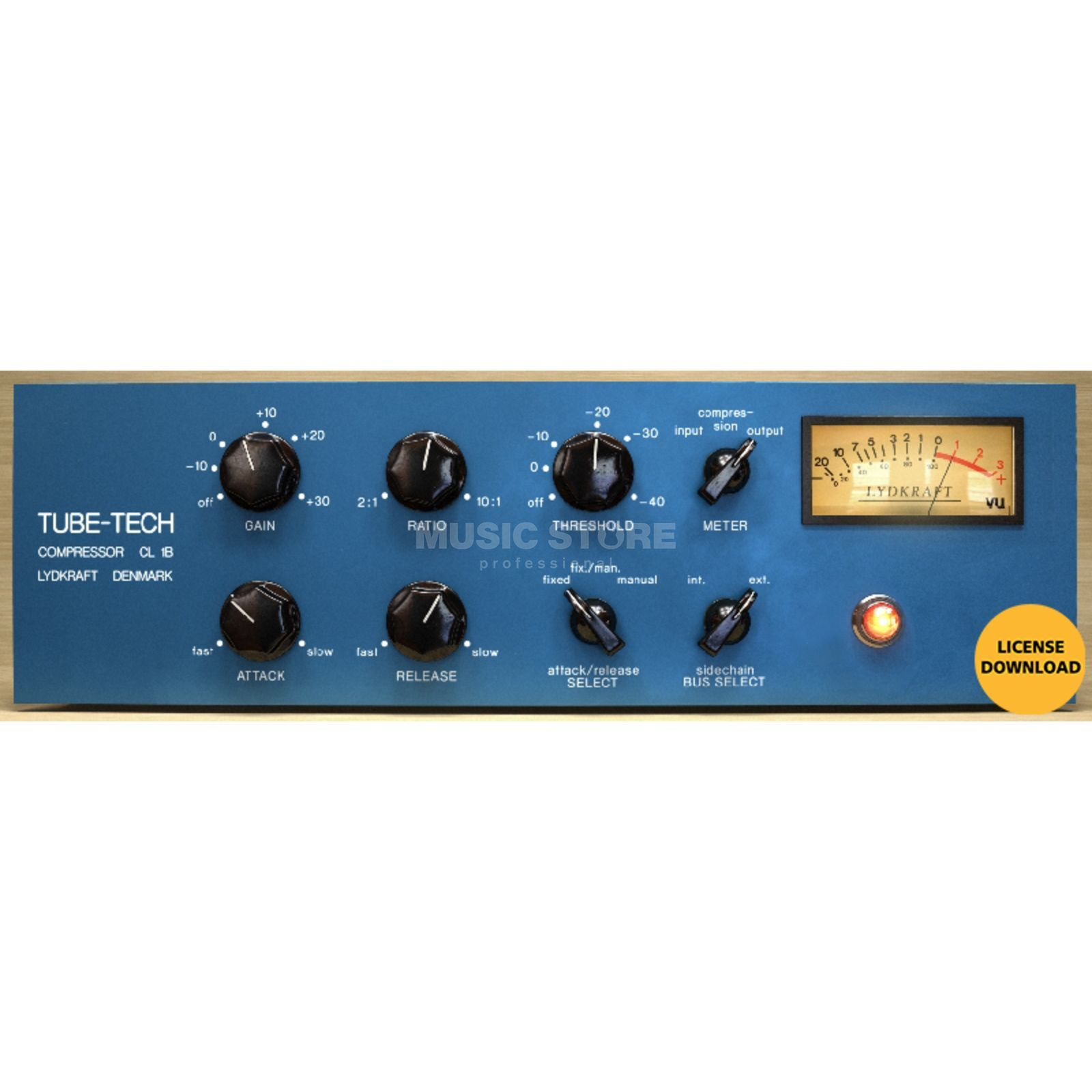 Softube Tube-Tech CL 1B Compressor License Produktbillede