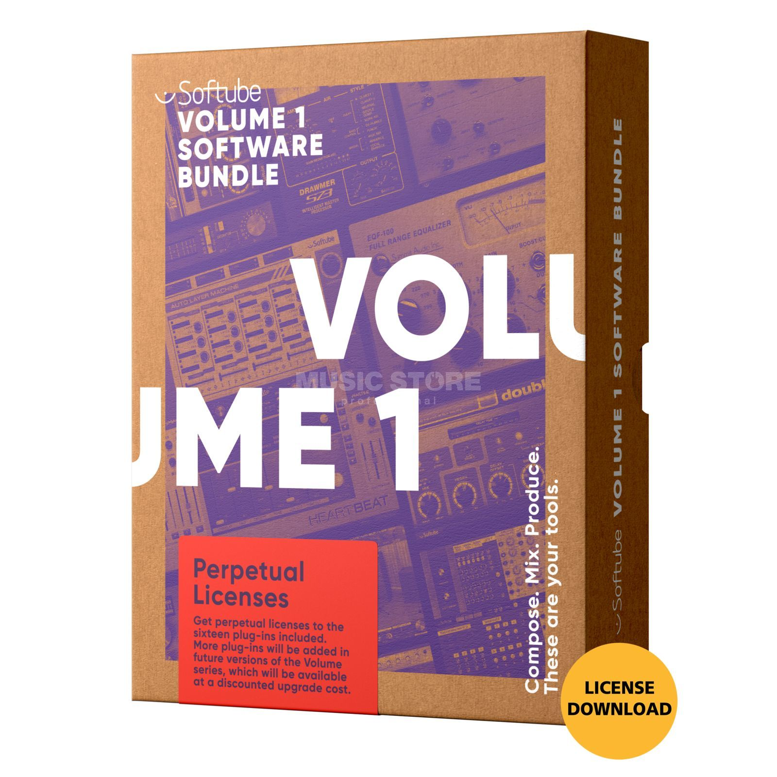 Softube Volume 1 (Download) Produktbild