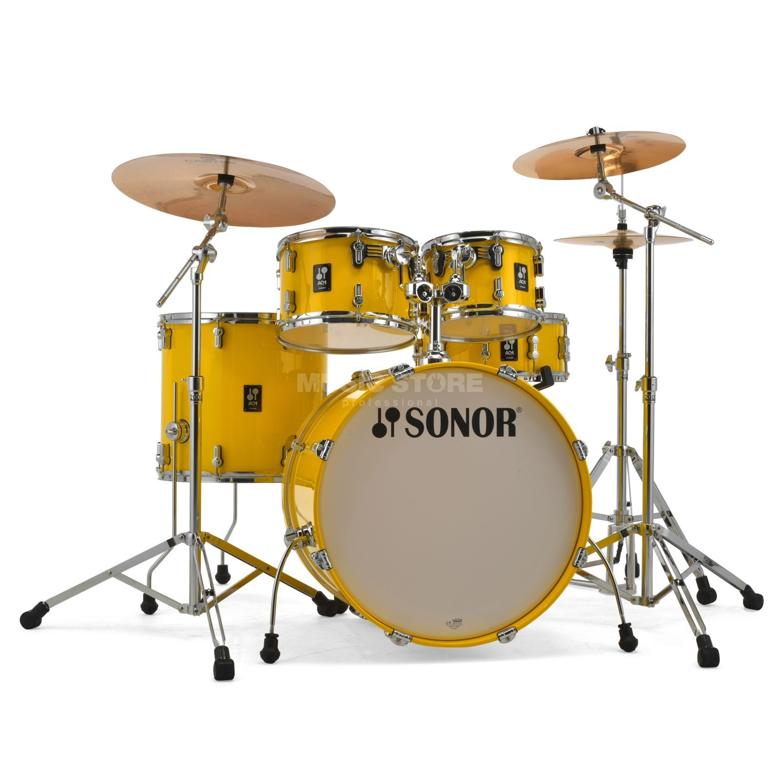 Sonor AQ1 Stage Set YW Yellow Product Image