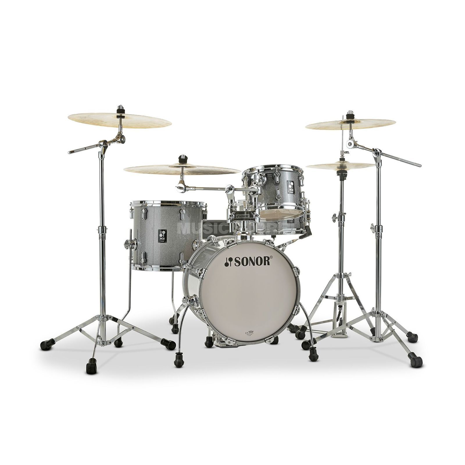 Sonor AQ2 Safari Set TQZ Titanium Quartz Product Image