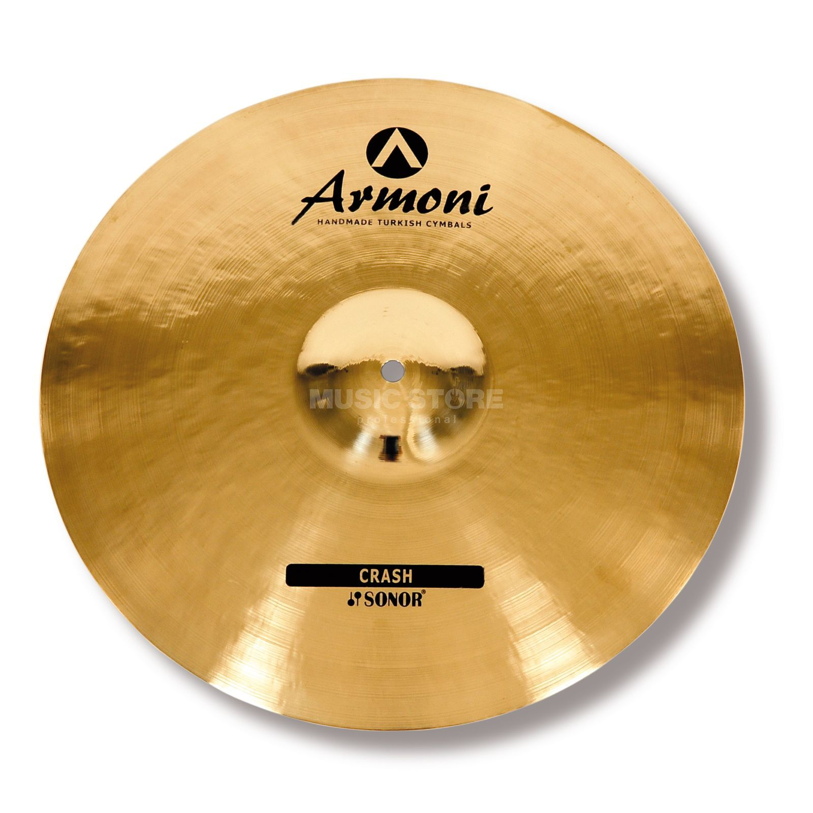 "Sonor Armoni Crash 17""  Product Image"