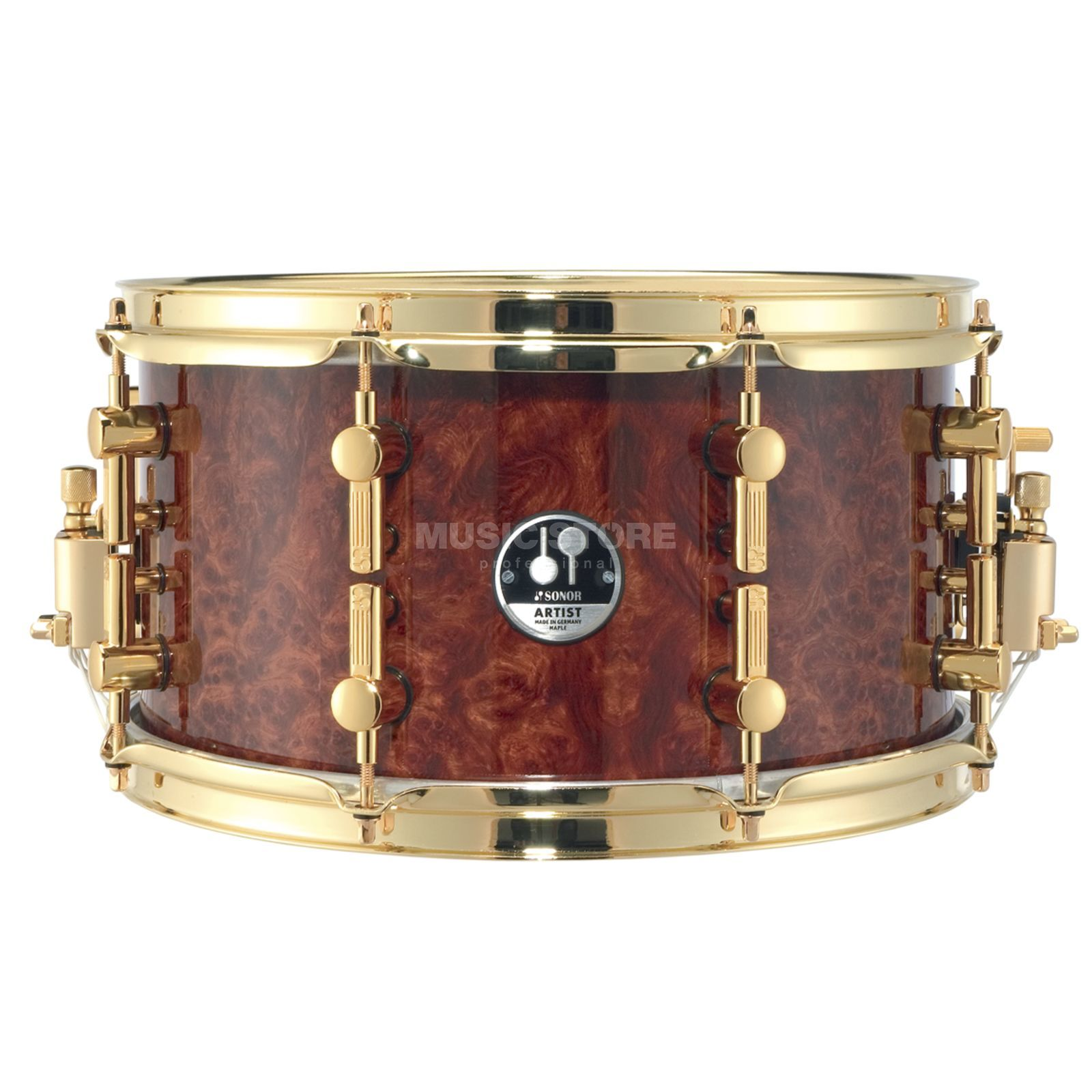"Sonor AS071307AM Artist Snare 13""x7"" Amboina Produktbillede"