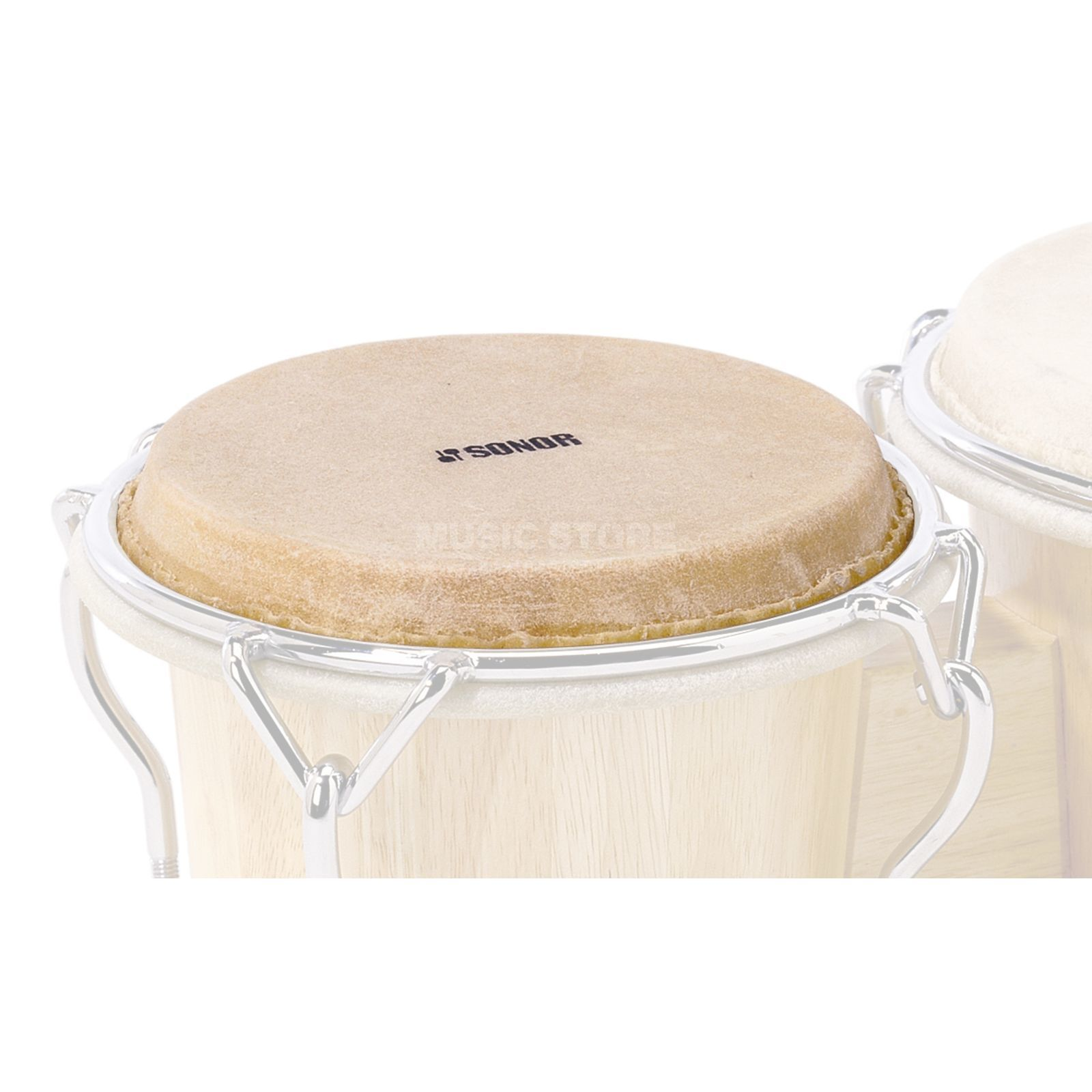 "Sonor Bongo Head GHB 7 CR, 7"" Curved Rim Product Image"