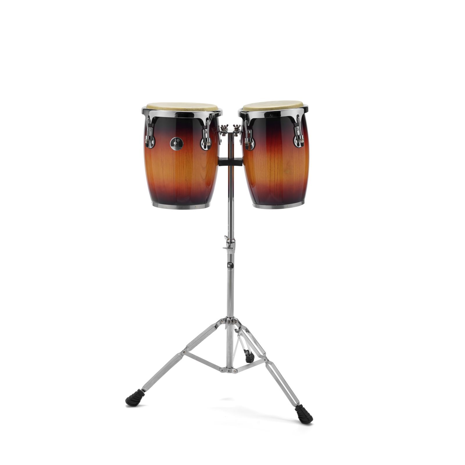 "Sonor Champion Mini Conga Set, CMC0910SHG, 9"" & 10"" Sunburst Produktbillede"