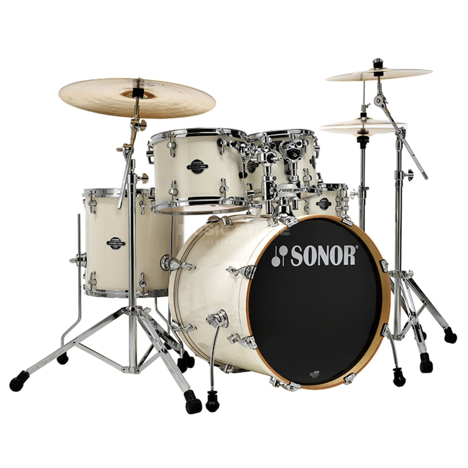 Sonor Essential Force Stage 3, Creme White #34 Produktbillede