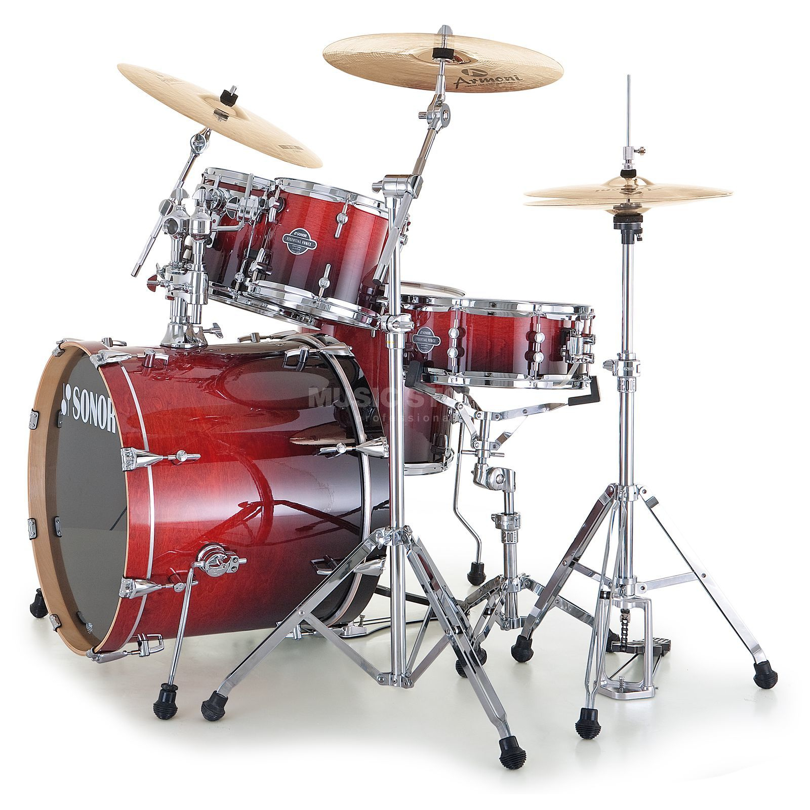 Sonor Essential Force Stage S Drive, Amber Fade #41 Produktbild