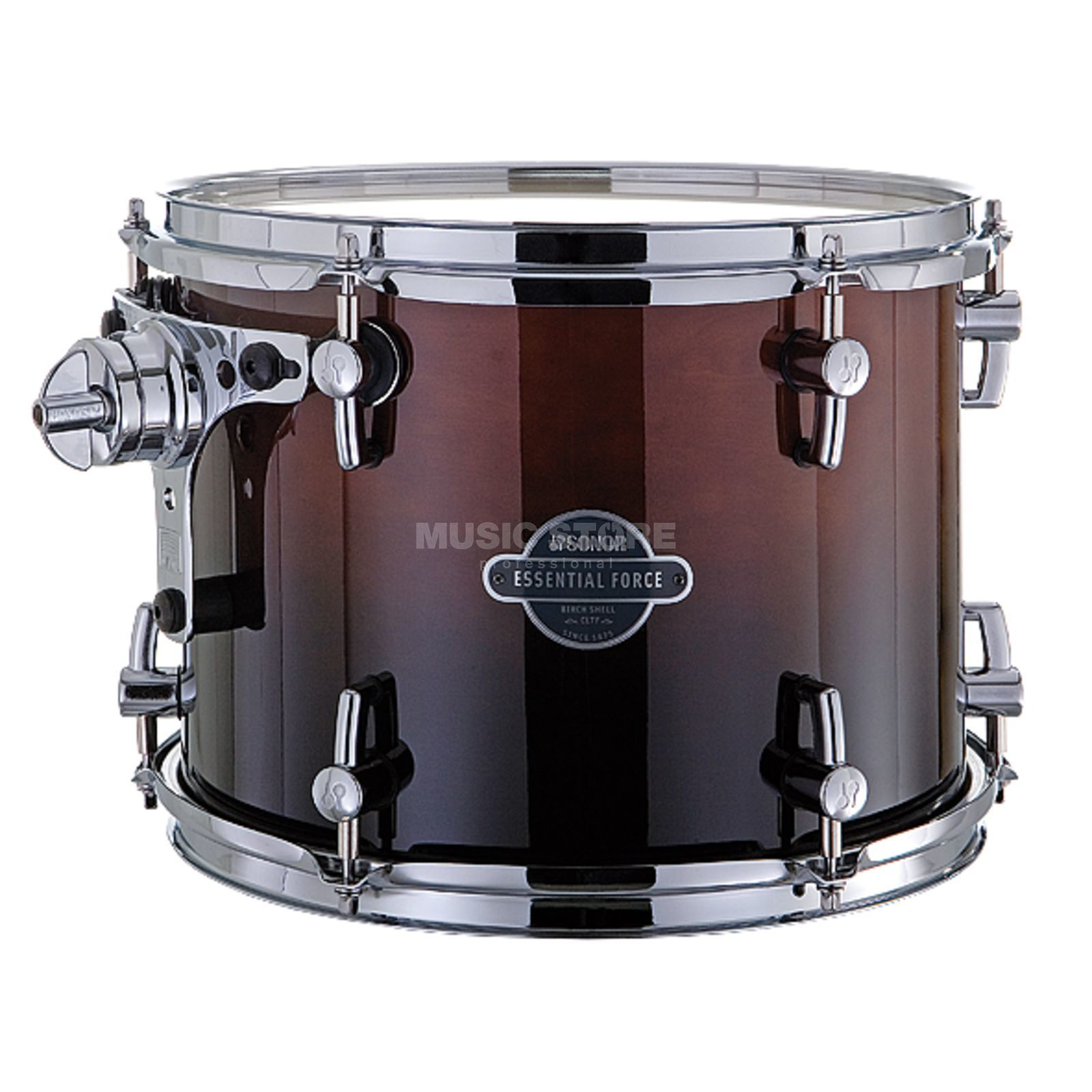 "Sonor Essential Force Tom 13""x10"" Brown Fade Produktbillede"