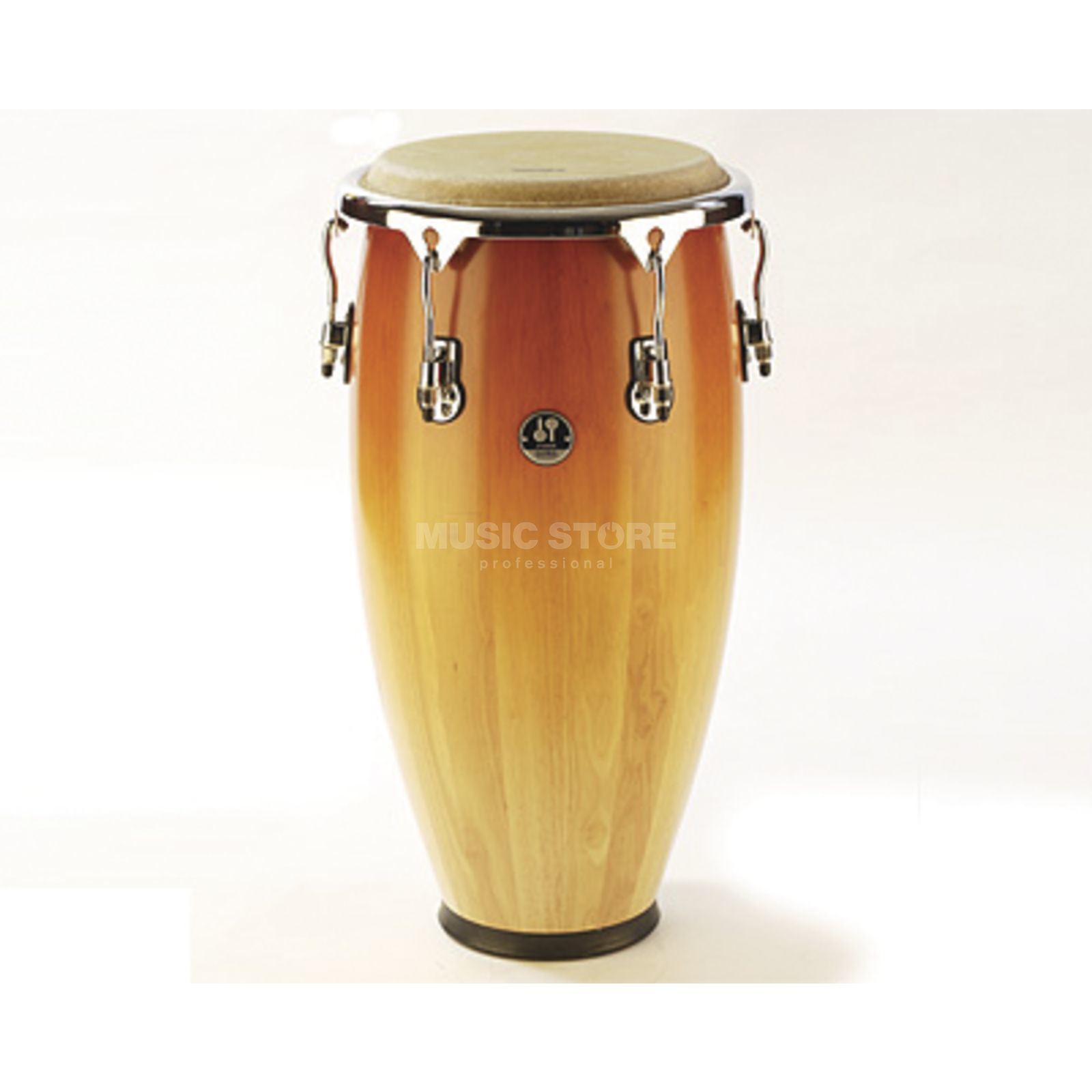 "Sonor Global Conga GQW11OFM 11"" Quinto, Orange Fade Matte Product Image"