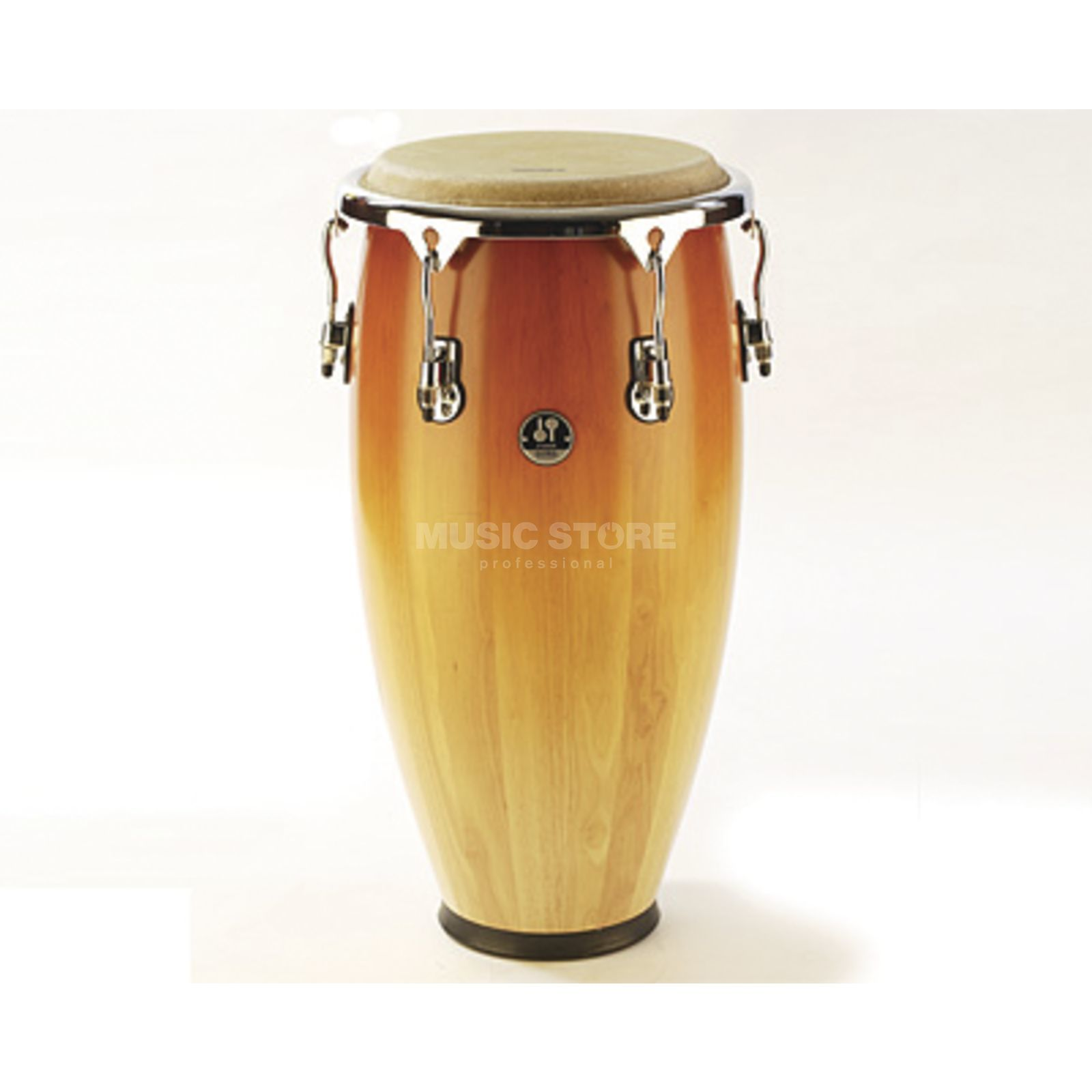 "Sonor Global Conga GRW10OFM 10"" Requinto,Orange Fade Matte Produktbillede"