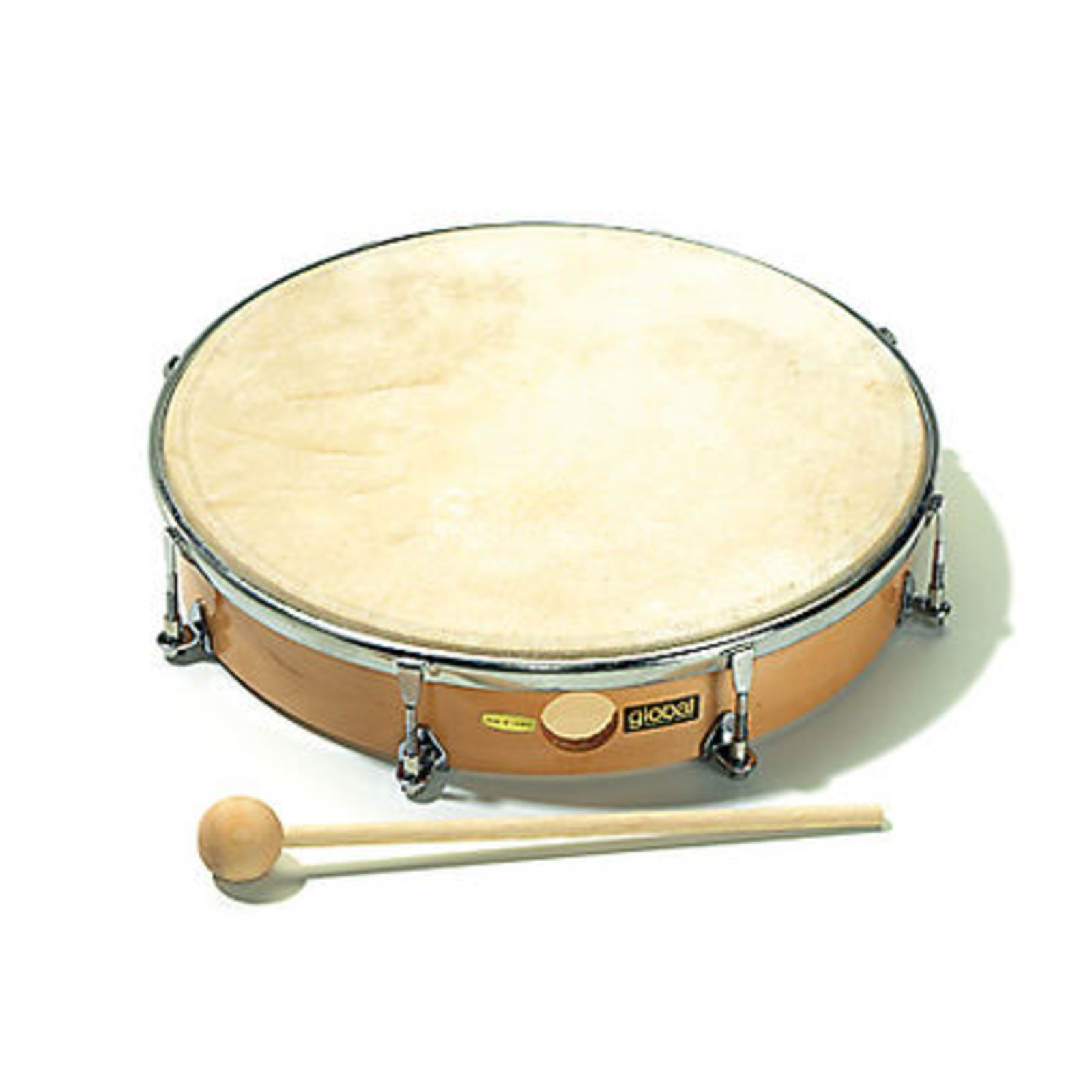 "Sonor Hand Drum CG THD 10 N, 10"", Natural Head Produktbillede"