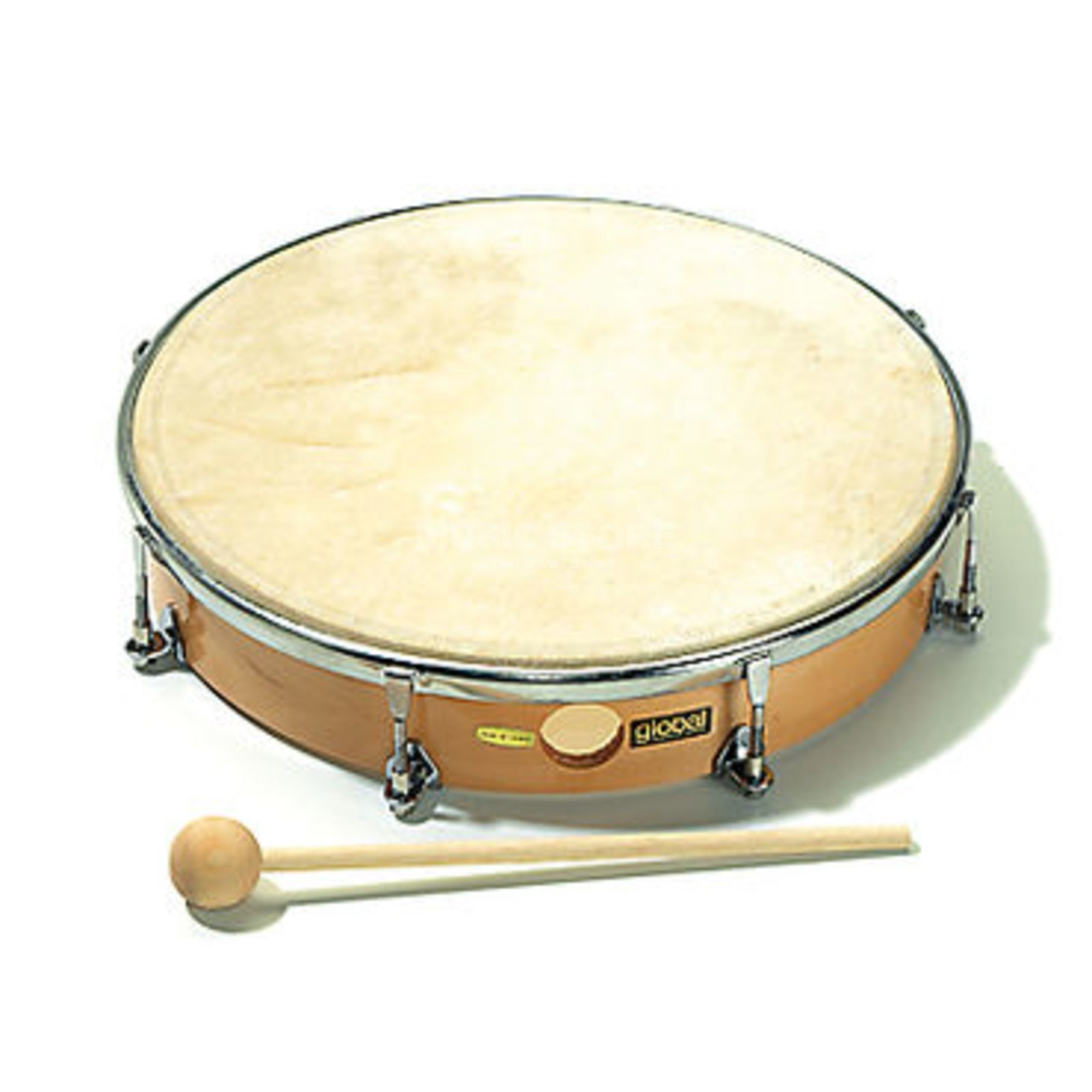 "Sonor Hand Drum CG THD 8 N, 8"", Natural head Produktbillede"
