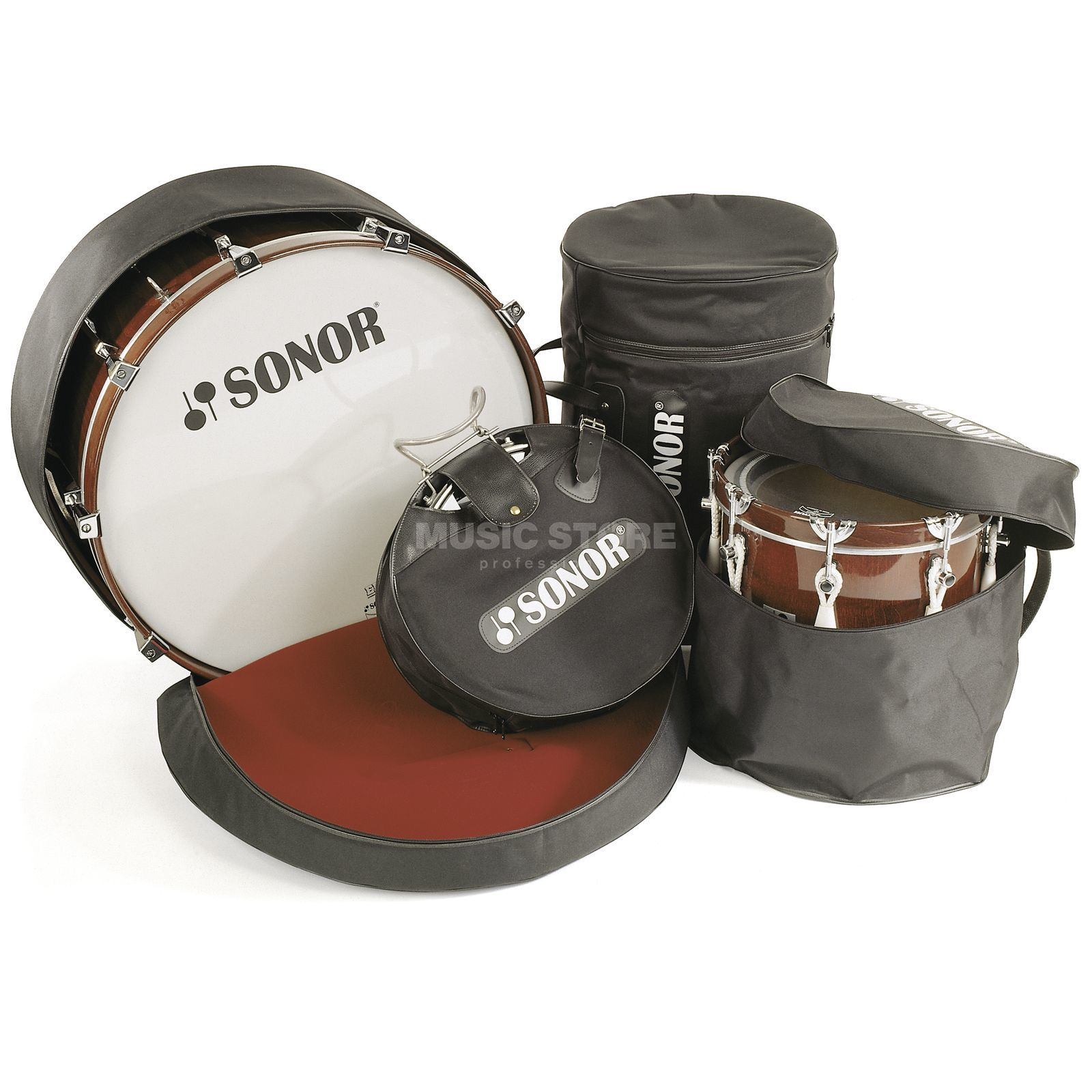 Sonor Marching Snare Bag THM 456 Produktbillede