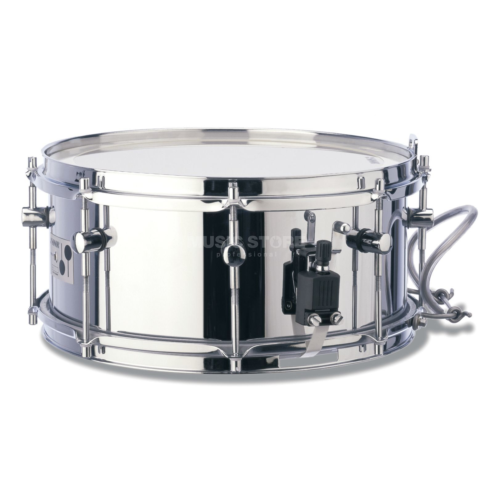 "Sonor Marching Snare MB455M, 14""x5,5"", B-Line Series, Steel Zdjęcie produktu"