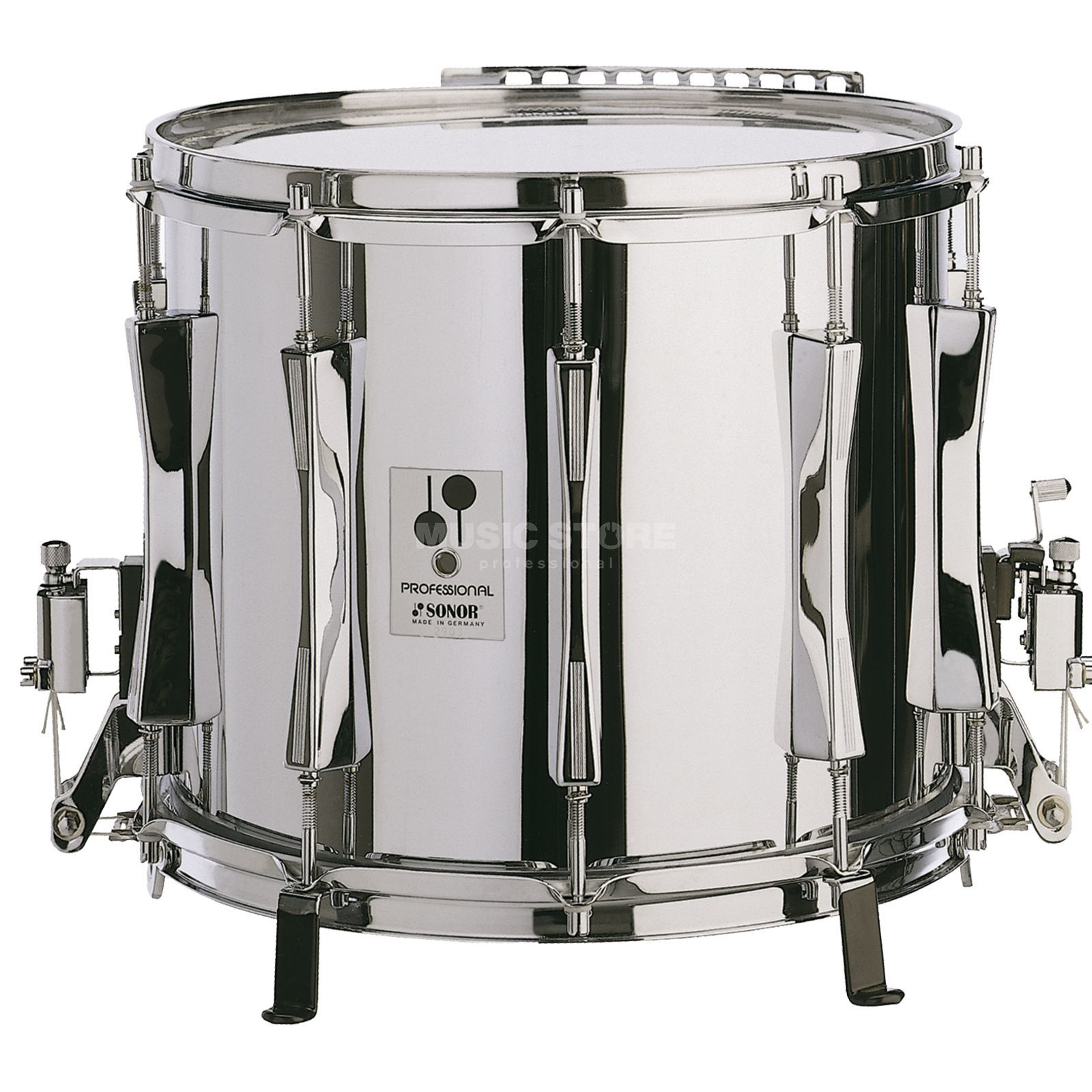 "Sonor Marching Snare MP1412XM, 14""x12, Professional, Steel Produktbild"