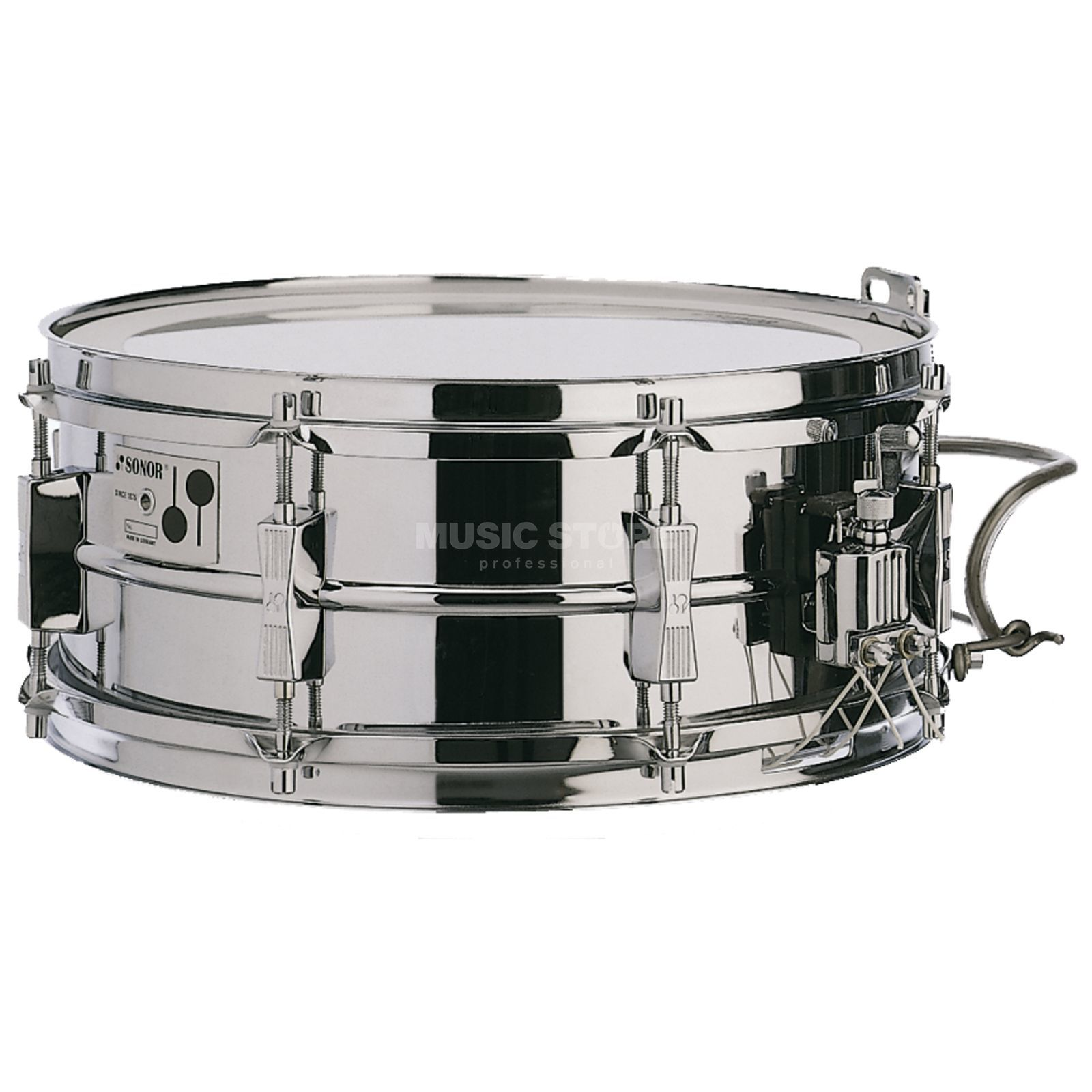 "Sonor Marching Snare MP454, 14""x5,75"", Professional, Steel Produktbild"