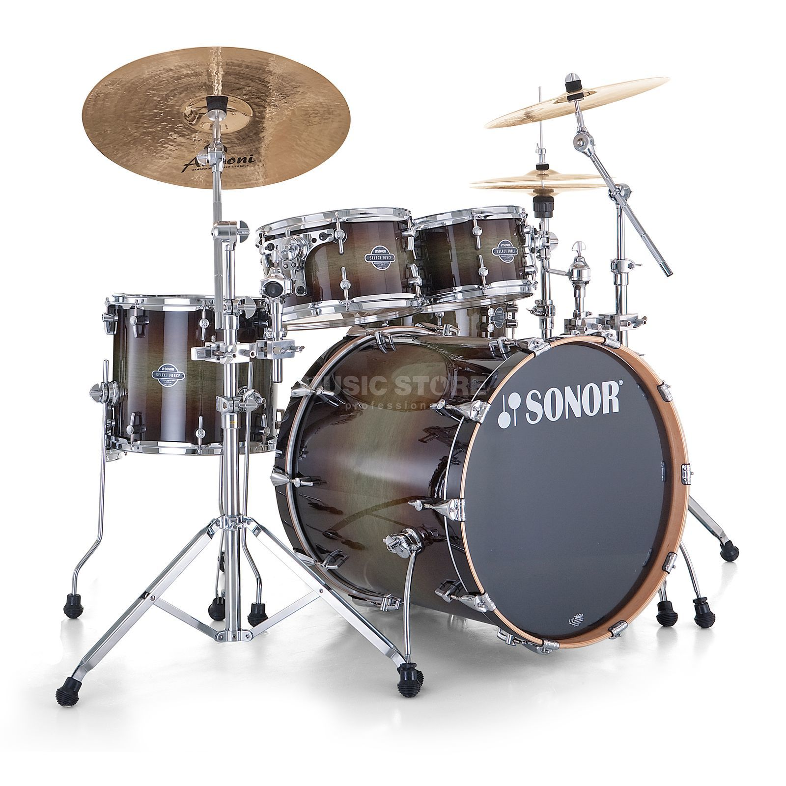 Sonor Select Force Stage 3, Dark Forest Burst #24 Produktbillede