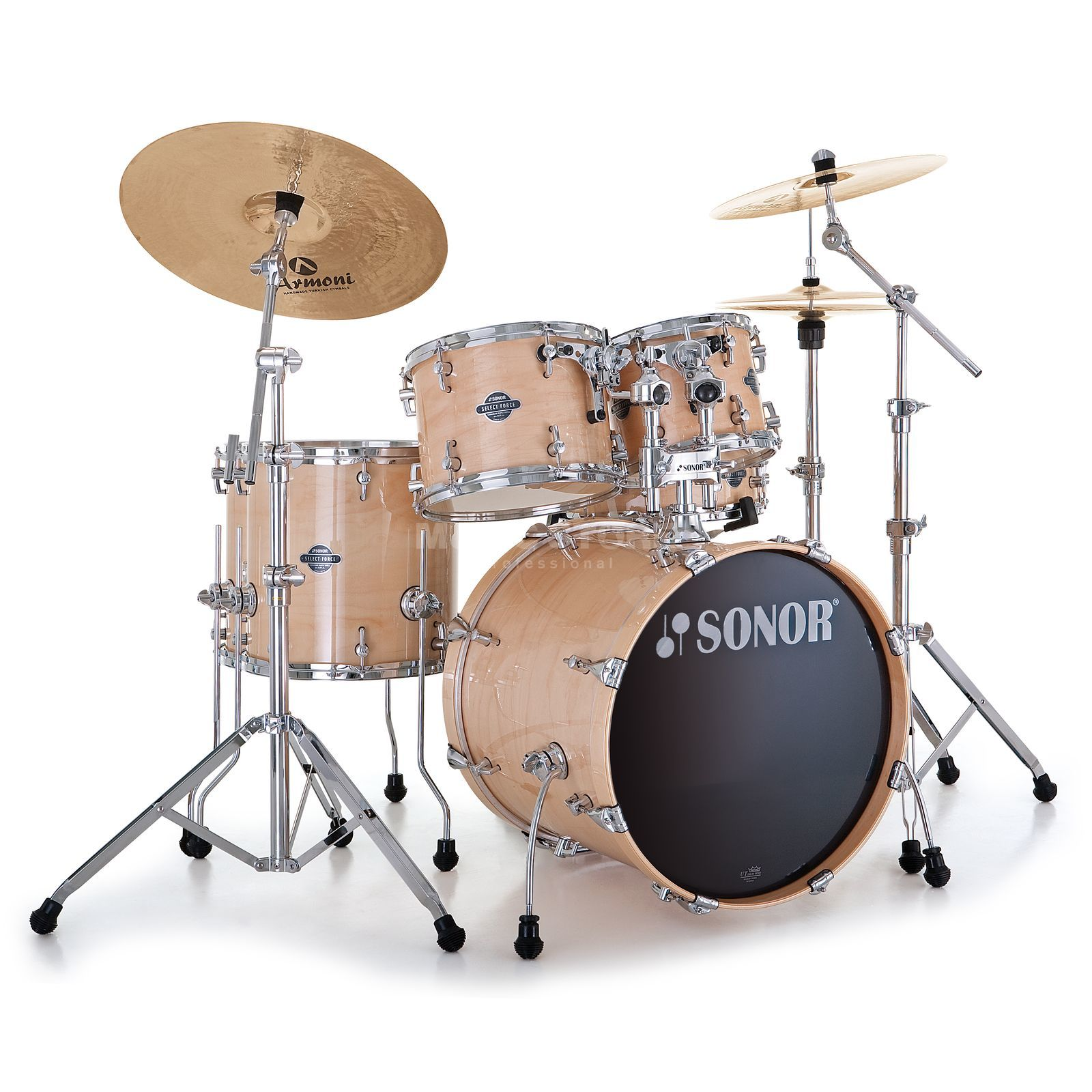 Sonor Select Force Stage S Drive, Maple #45 Produktbillede
