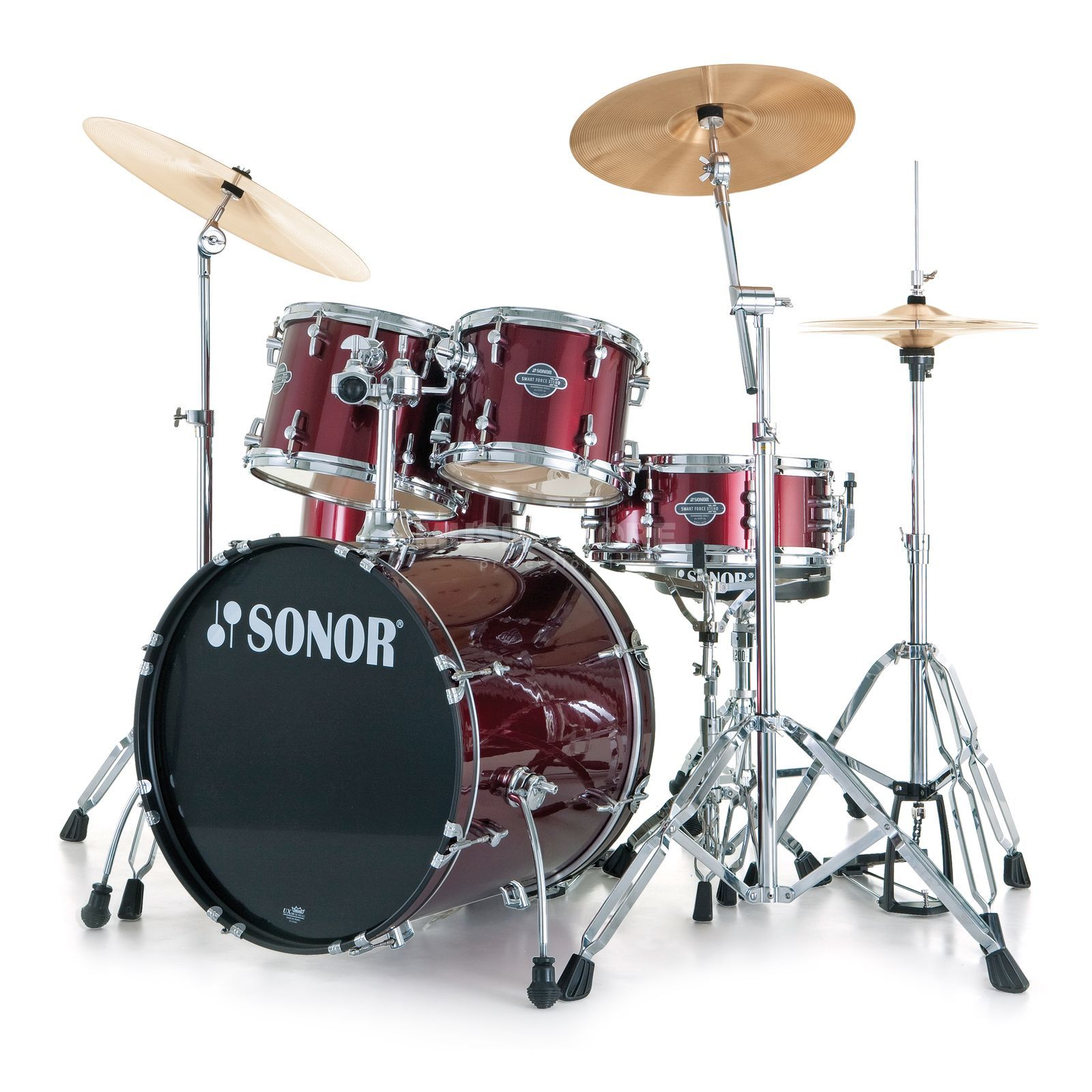 Sonor Smart Force Xtend Combo, Wine Red #12 Immagine prodotto