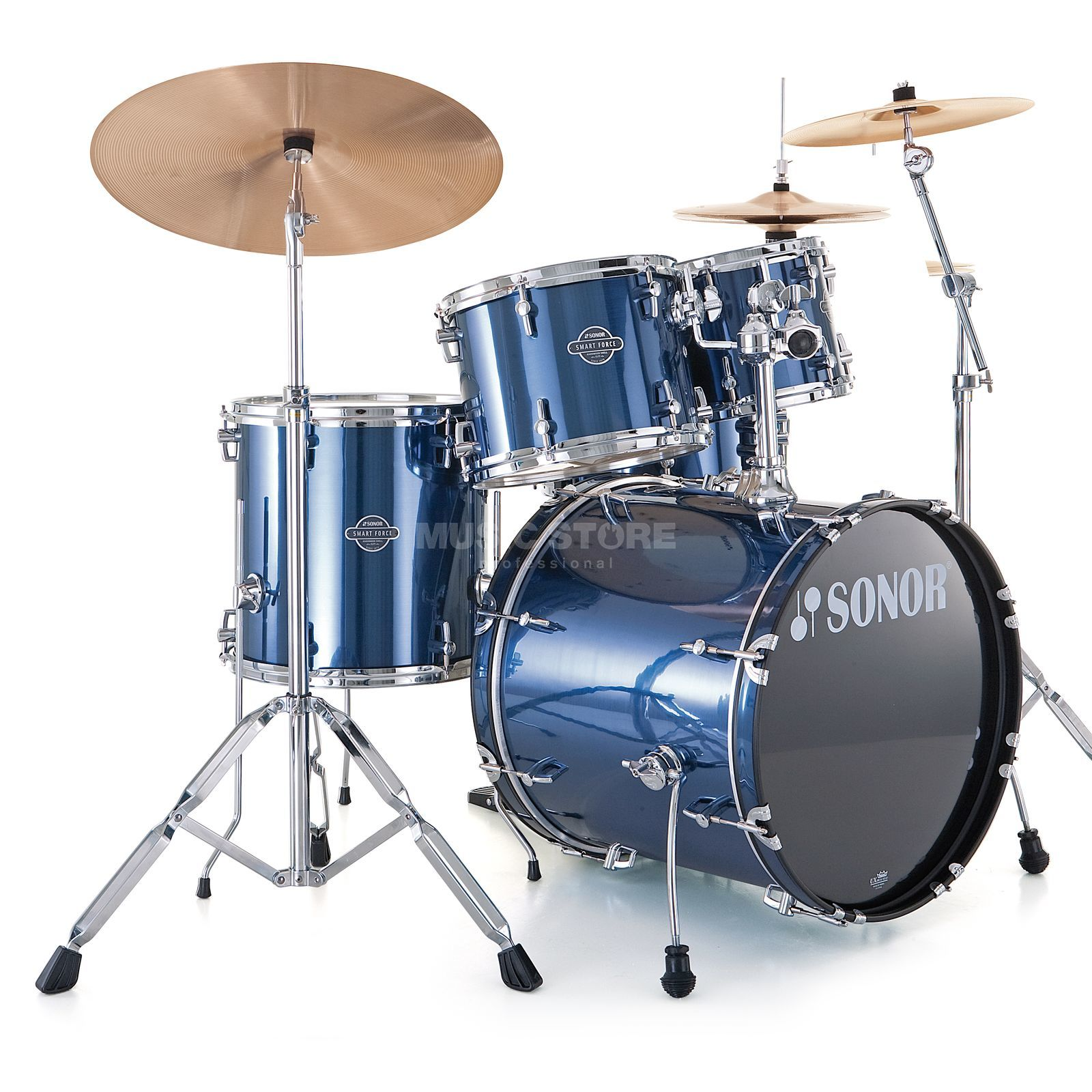 Sonor Smart Force Xtend Studio Brushed Blue Produktbild