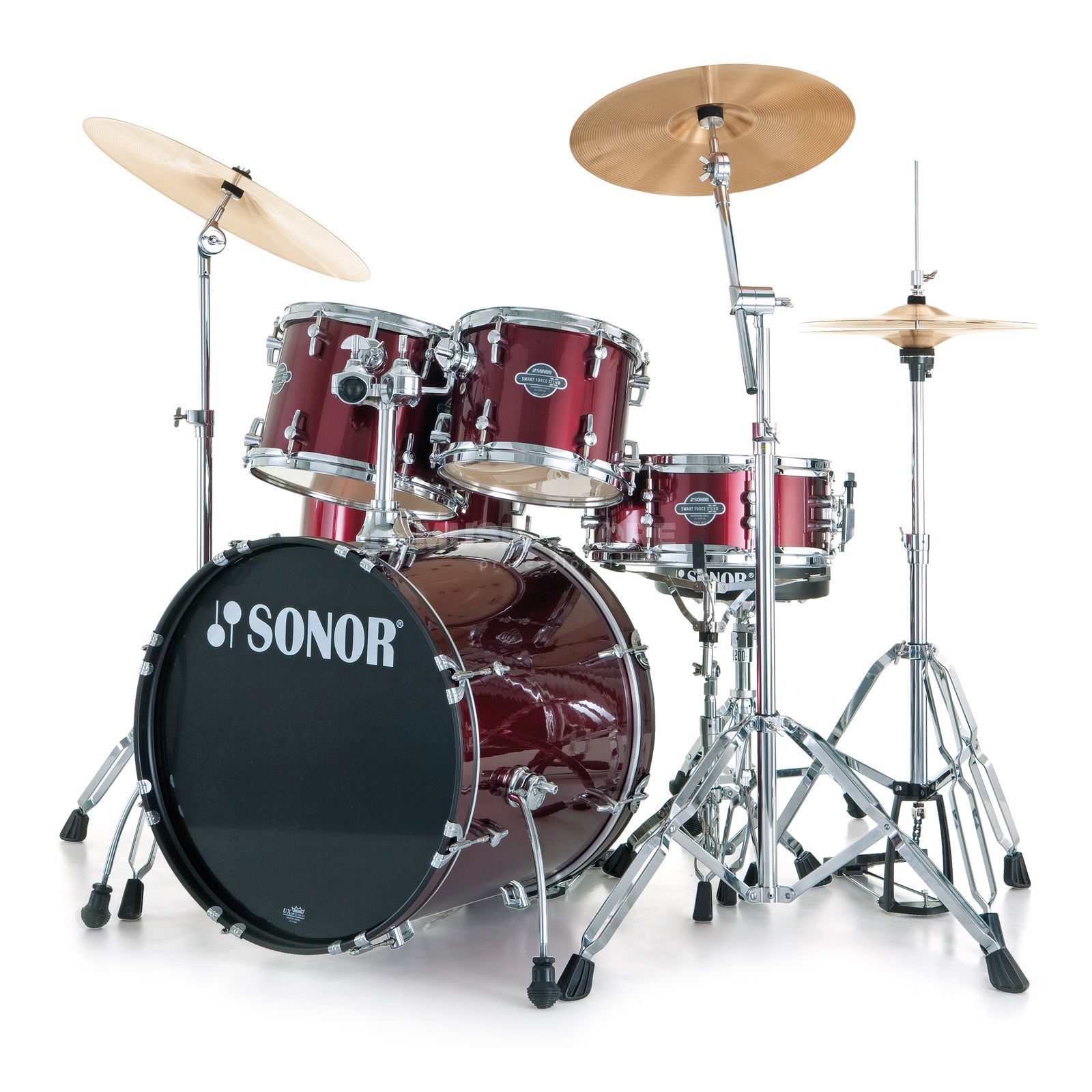 Sonor Smart Force Xtend Studio, Wine Red #12 Zdjęcie produktu