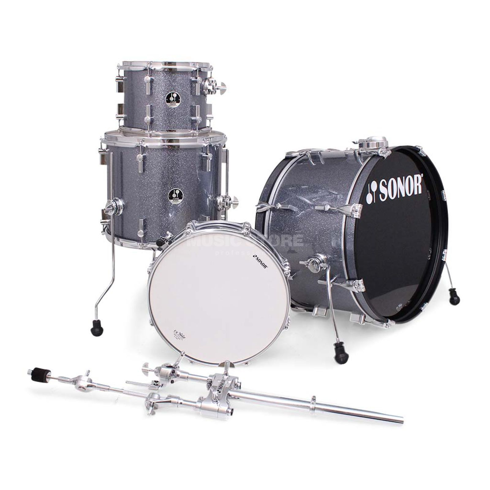 Sonor SSE 13 Players ShellSet, Black Galaxy Sparkle Produktbild