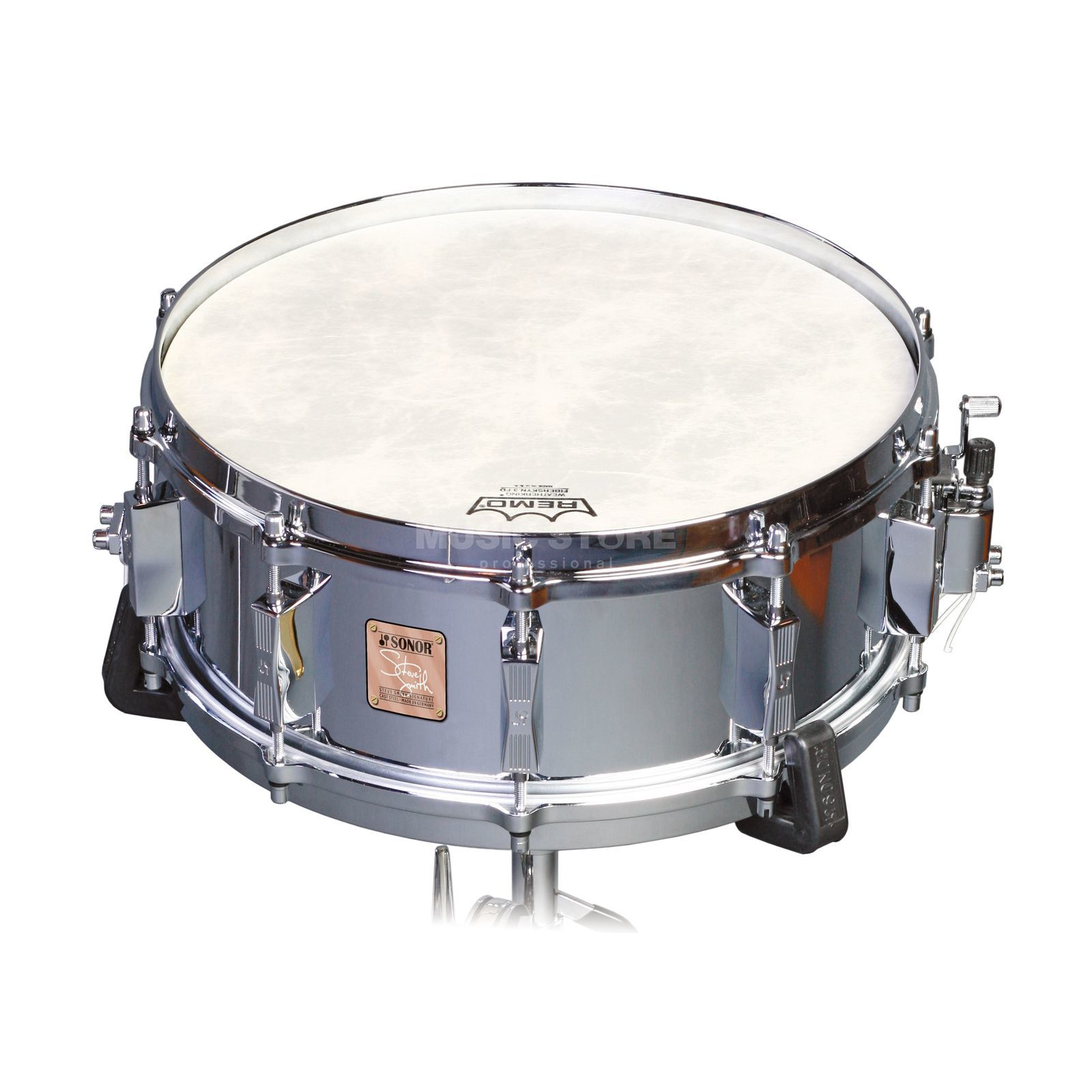 "Sonor Steve Smith Snare 14""x5,5"", Steel Produktbild"