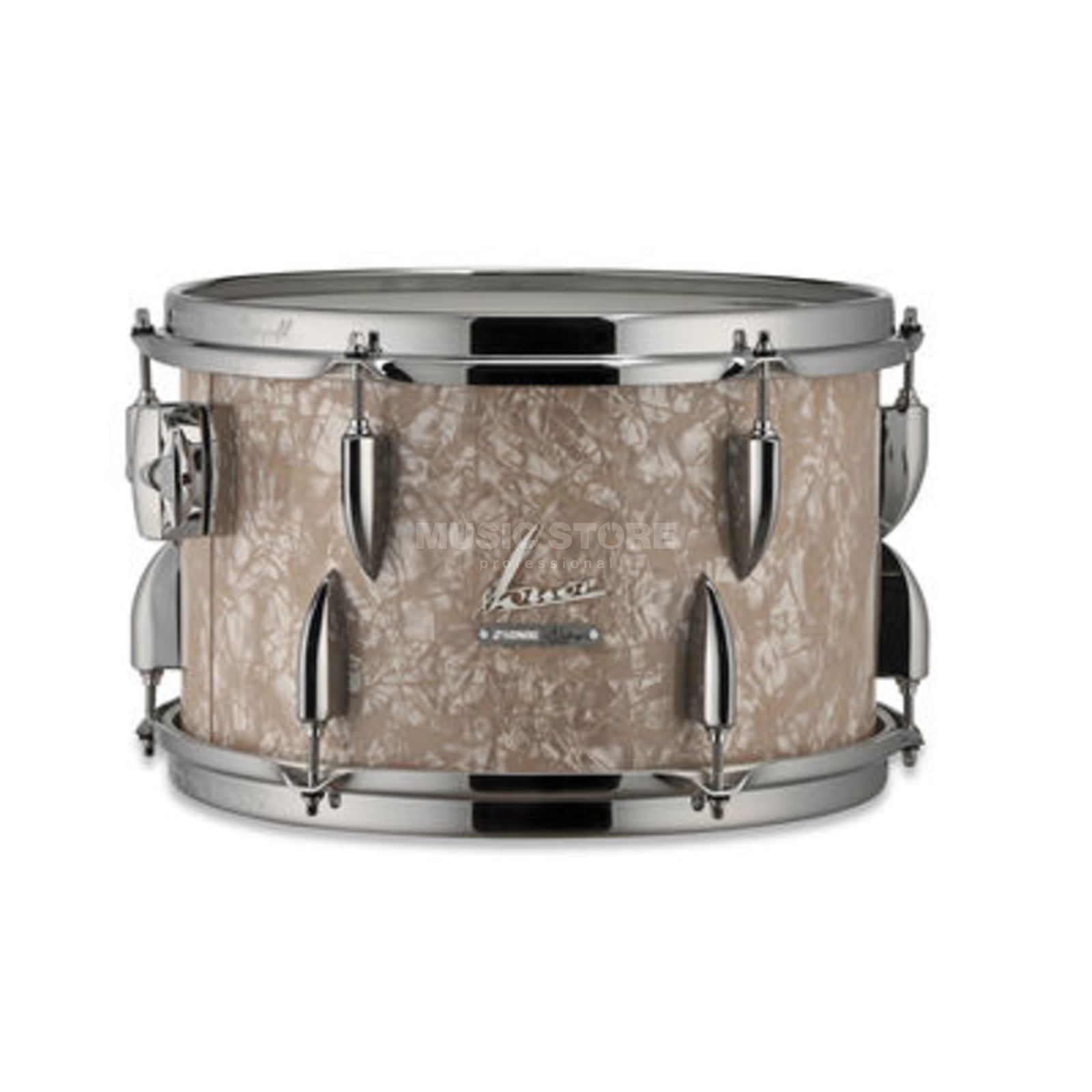 "Sonor Vintage Series Tom 10""x8"", Vintage Pearl Product Image"