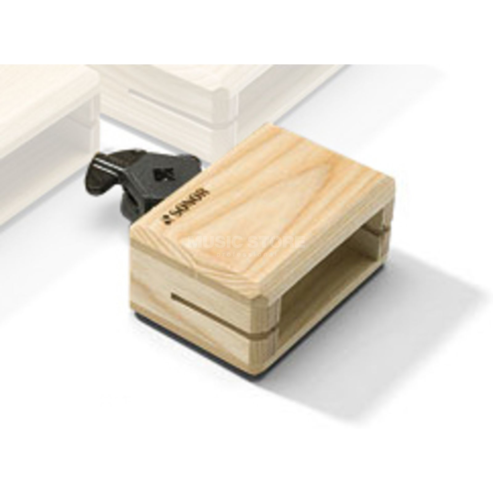 Sonor WBS Wood Block small, mountable Produktbillede