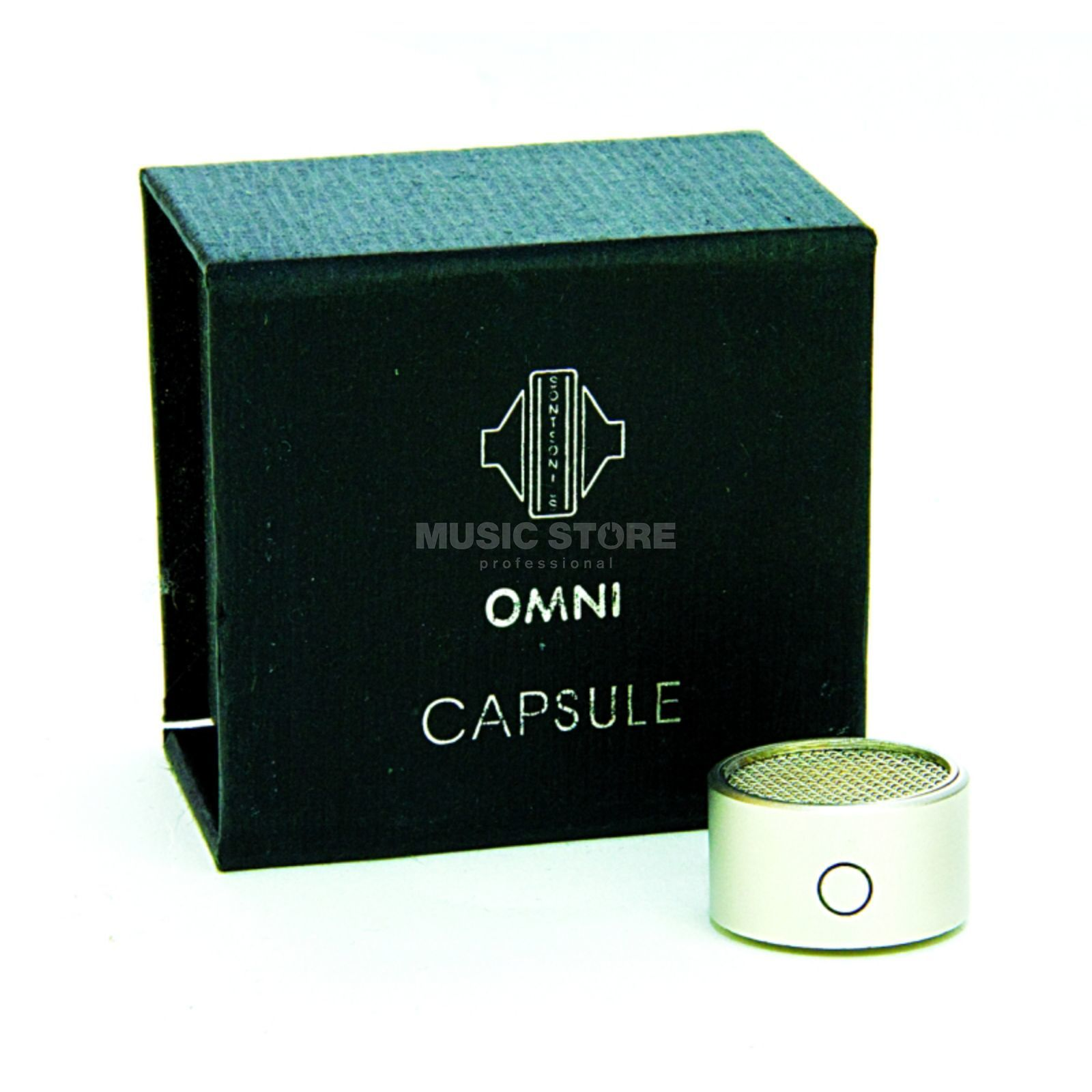 Sontronics Omni Capsule for STC-1 - Silver Produktbillede