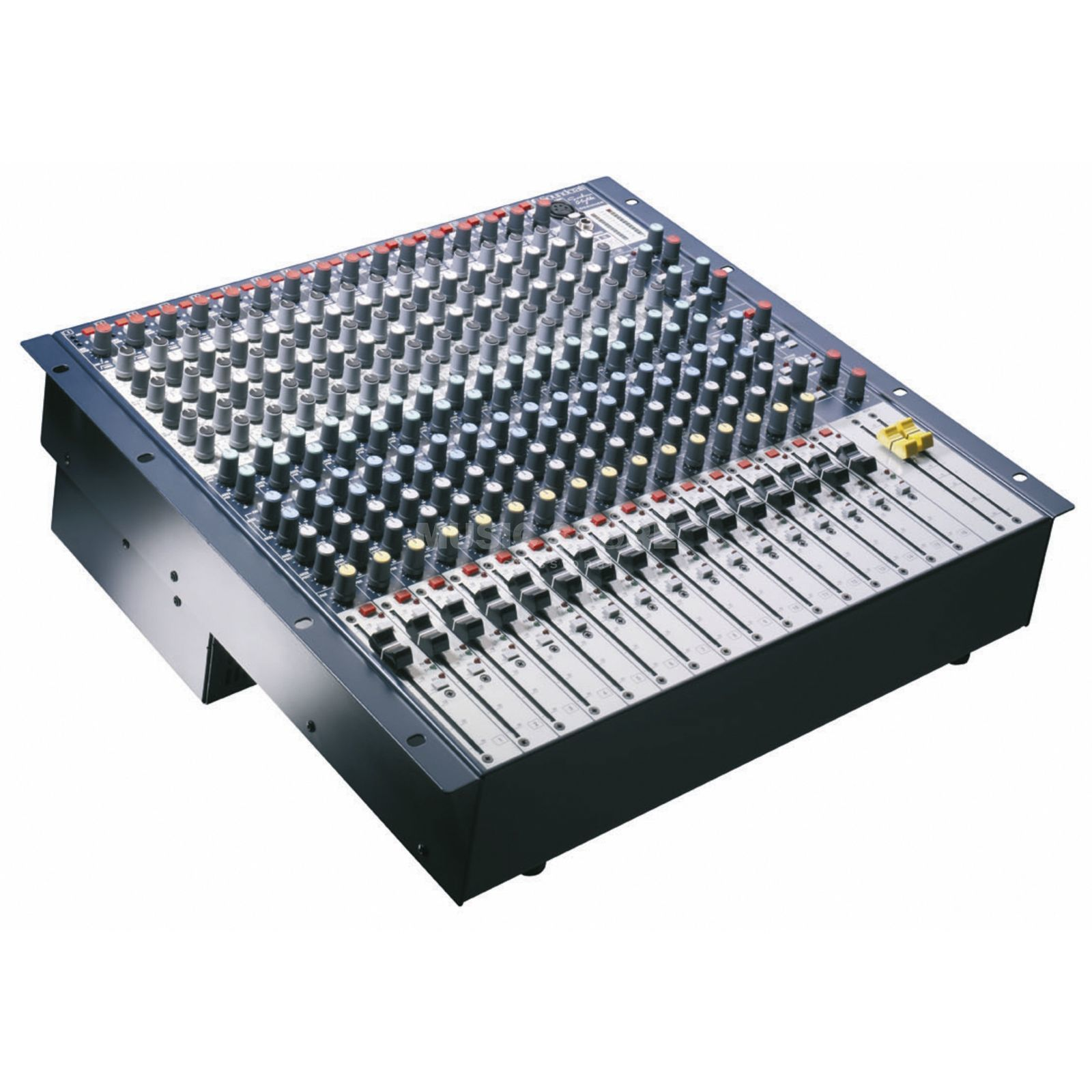 "Soundcraft GB2 16R 19"" Mixer Produktbillede"