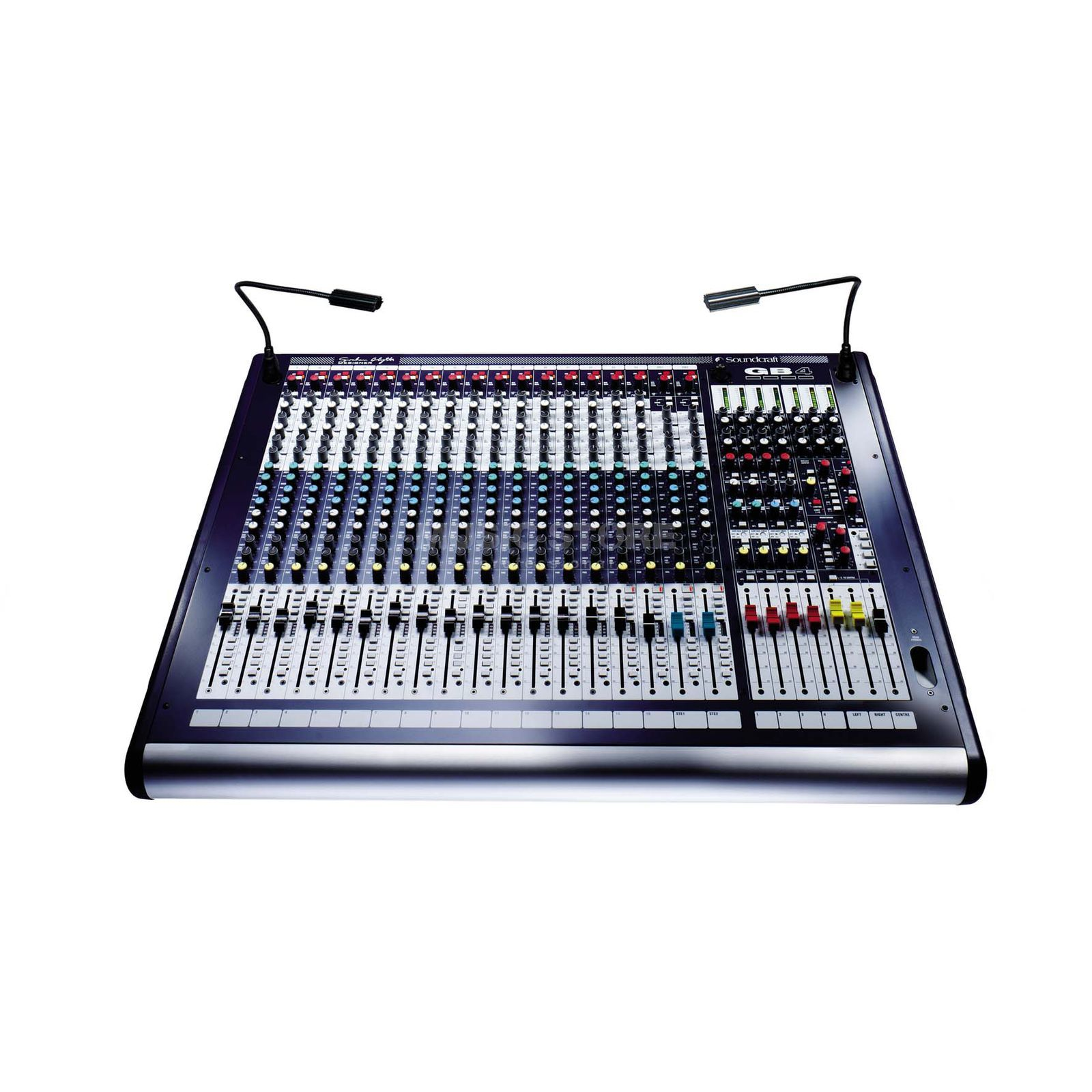 Soundcraft GB4 16+2 Live Mixer Produktbild