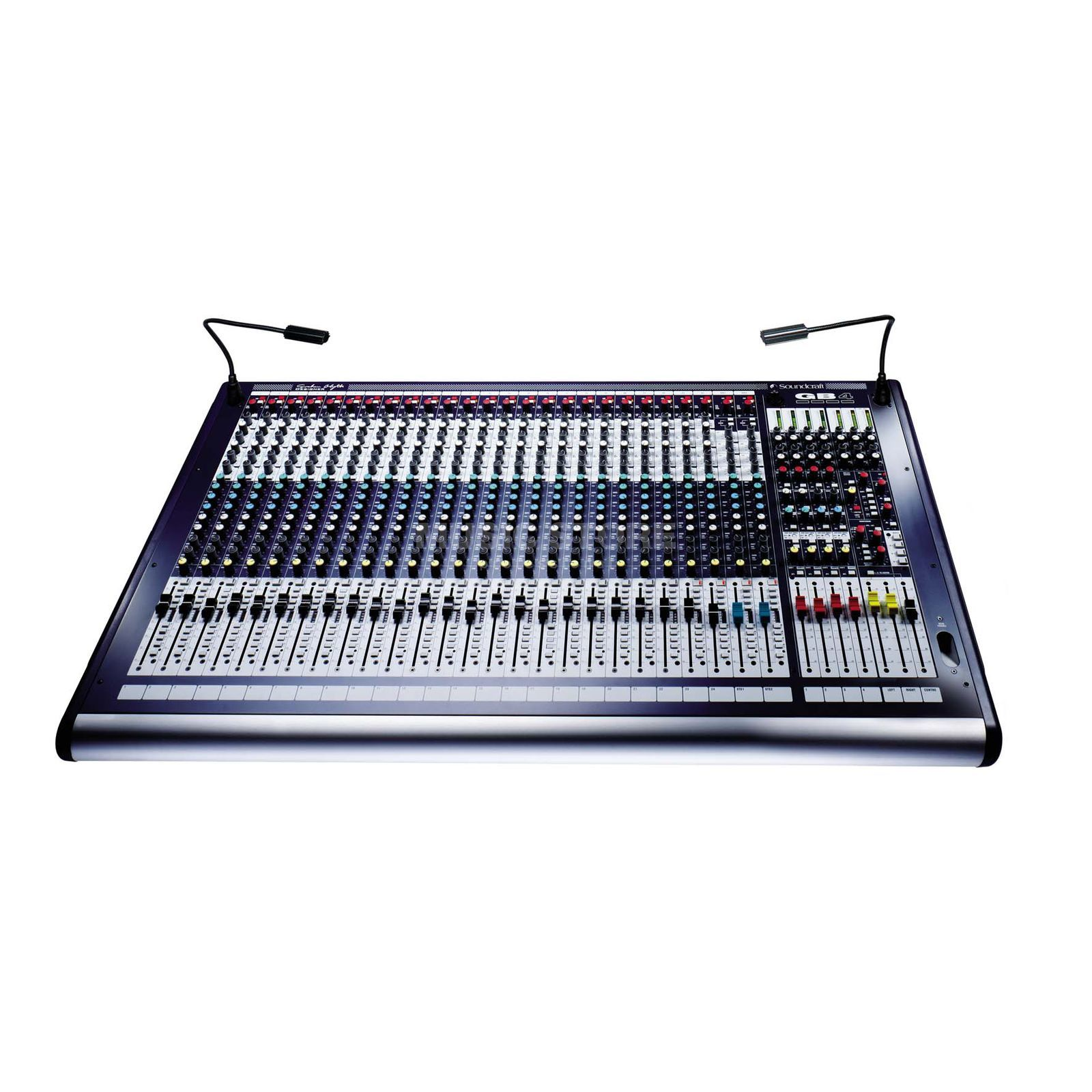 Soundcraft GB4 24+2 Live Mixer Produktbild