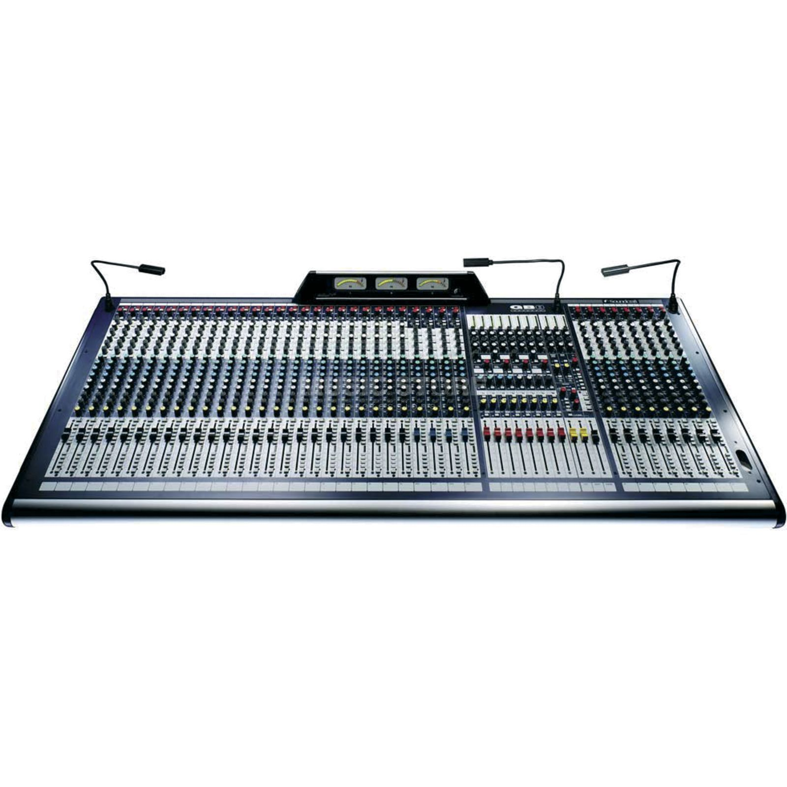 Soundcraft GB8 32 FoH-/Monitor-Konsole Live Mixer Produktbild