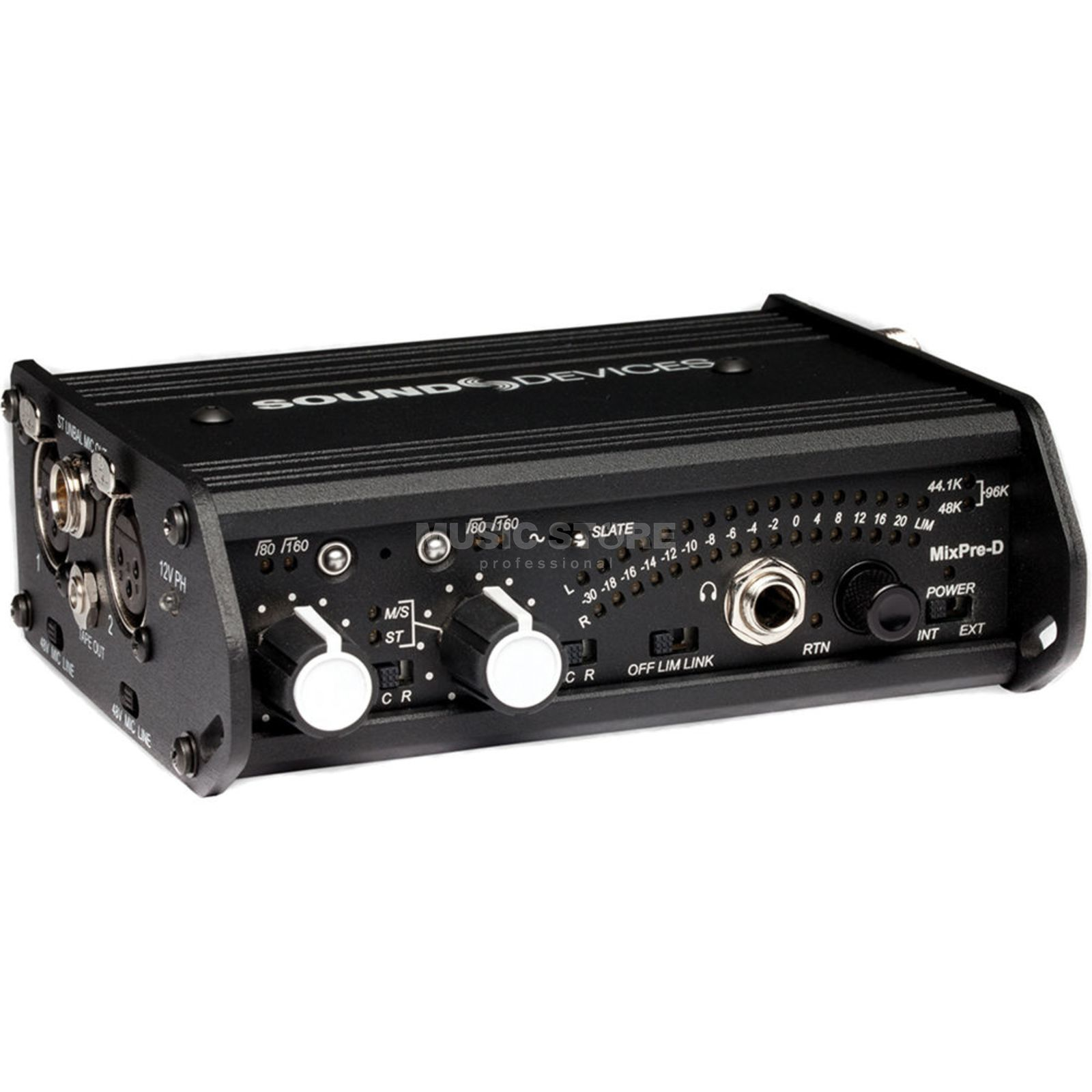 Sounddevices Mix Pre D 2-Channel Stereo Mixer Produktbild
