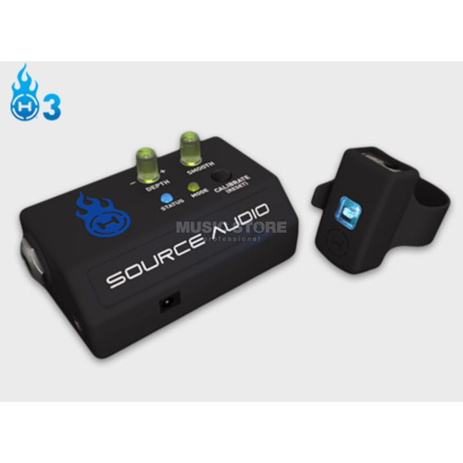 Source Audio Hot Hand 3 Ring Adapter Pack Wireless Produktbild