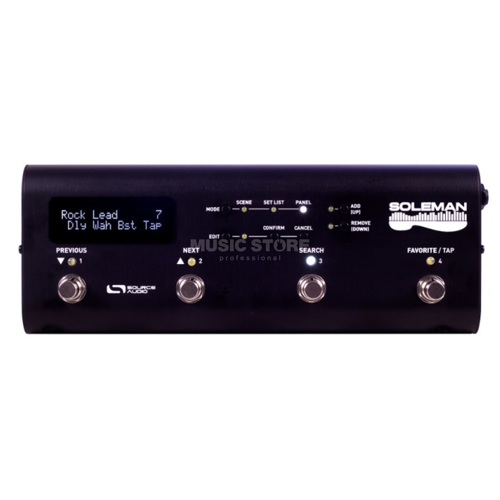 Source Audio Soleman Product Image