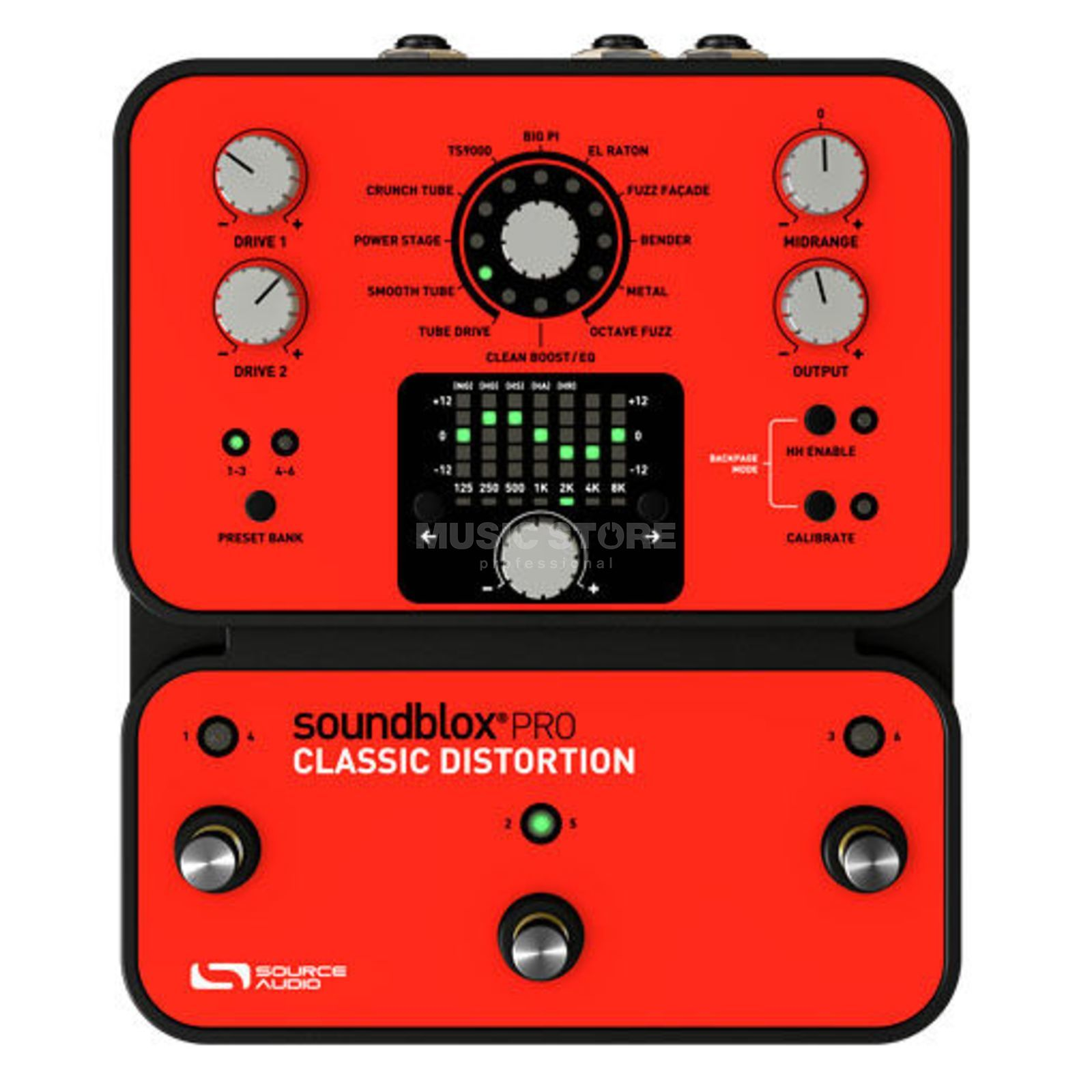 Source Audio Soundblox Pro Classic Distort Produktbillede