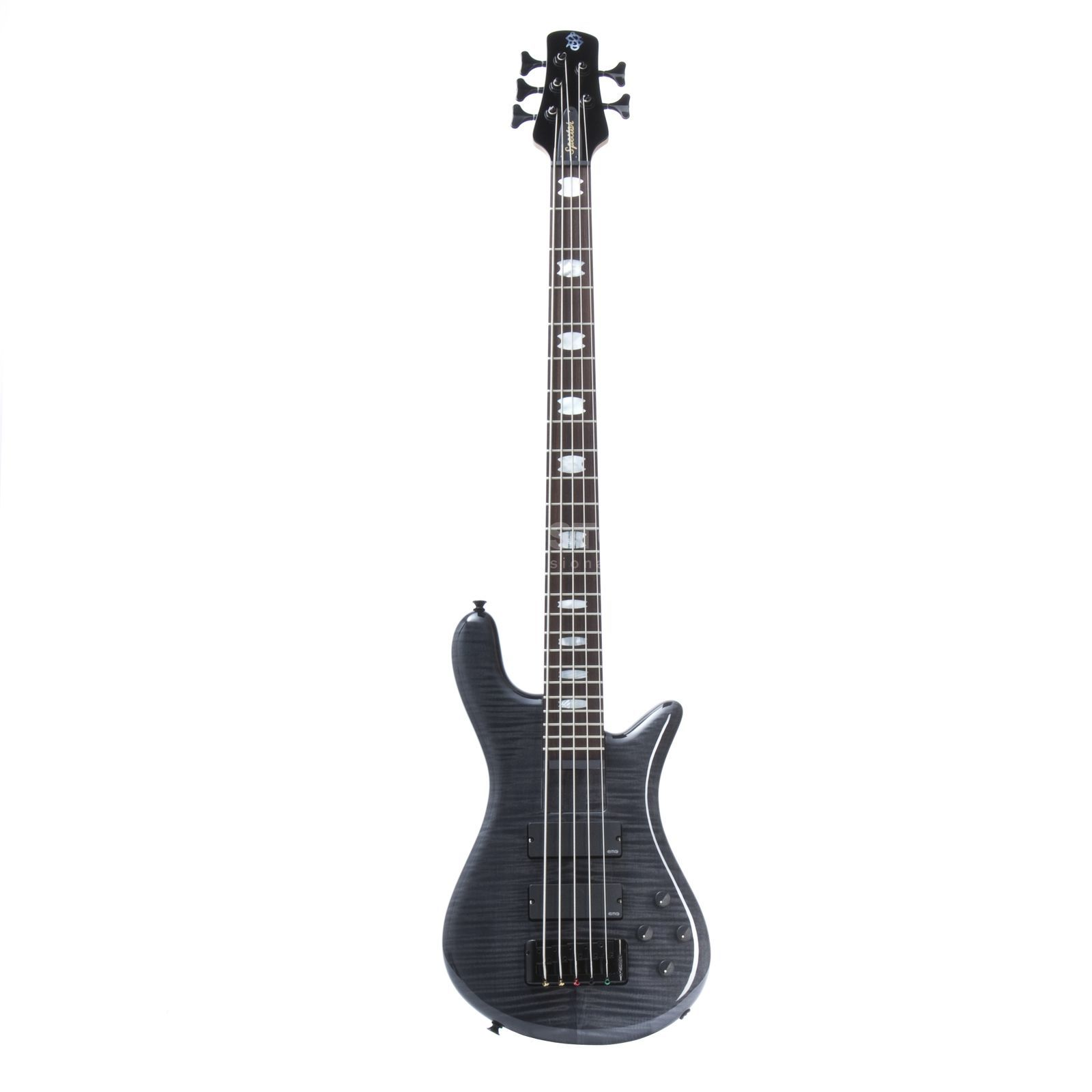 Spector ReBop 5 DLX 40CS Black Stain Gloss Product Image