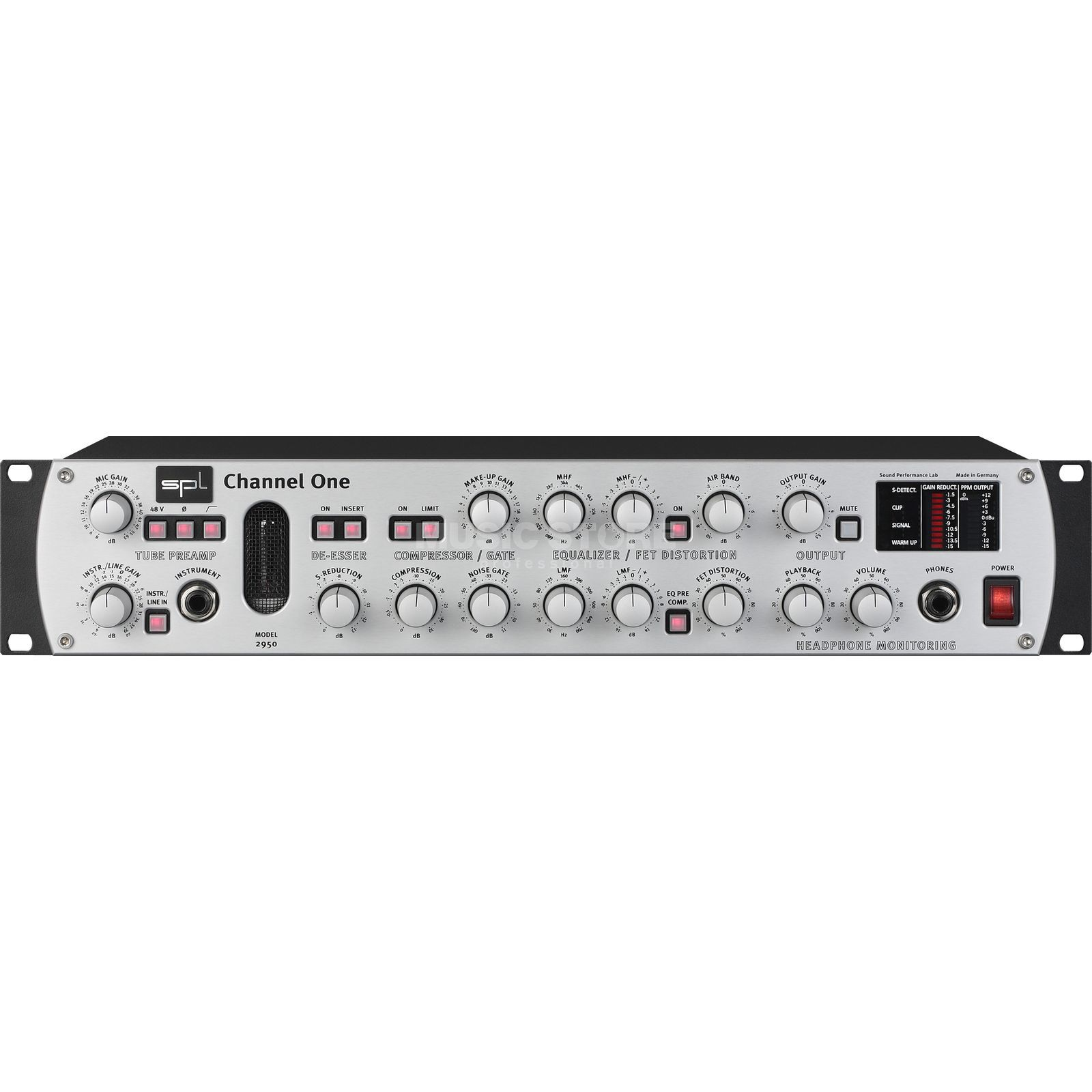 SPL Electronics Channel One Channel Strip Imagem do produto