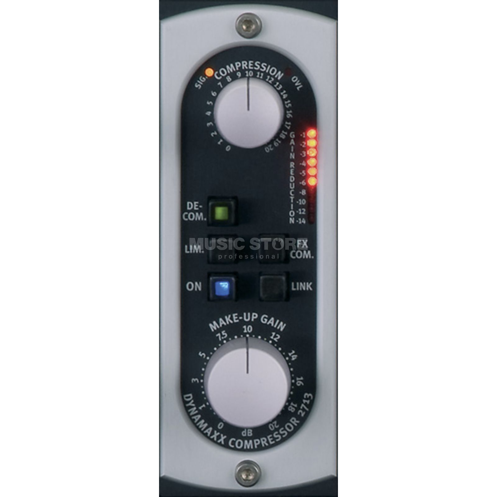 SPL Electronics DynaMaxx - RPM Stereo Compressor 500 Product Image