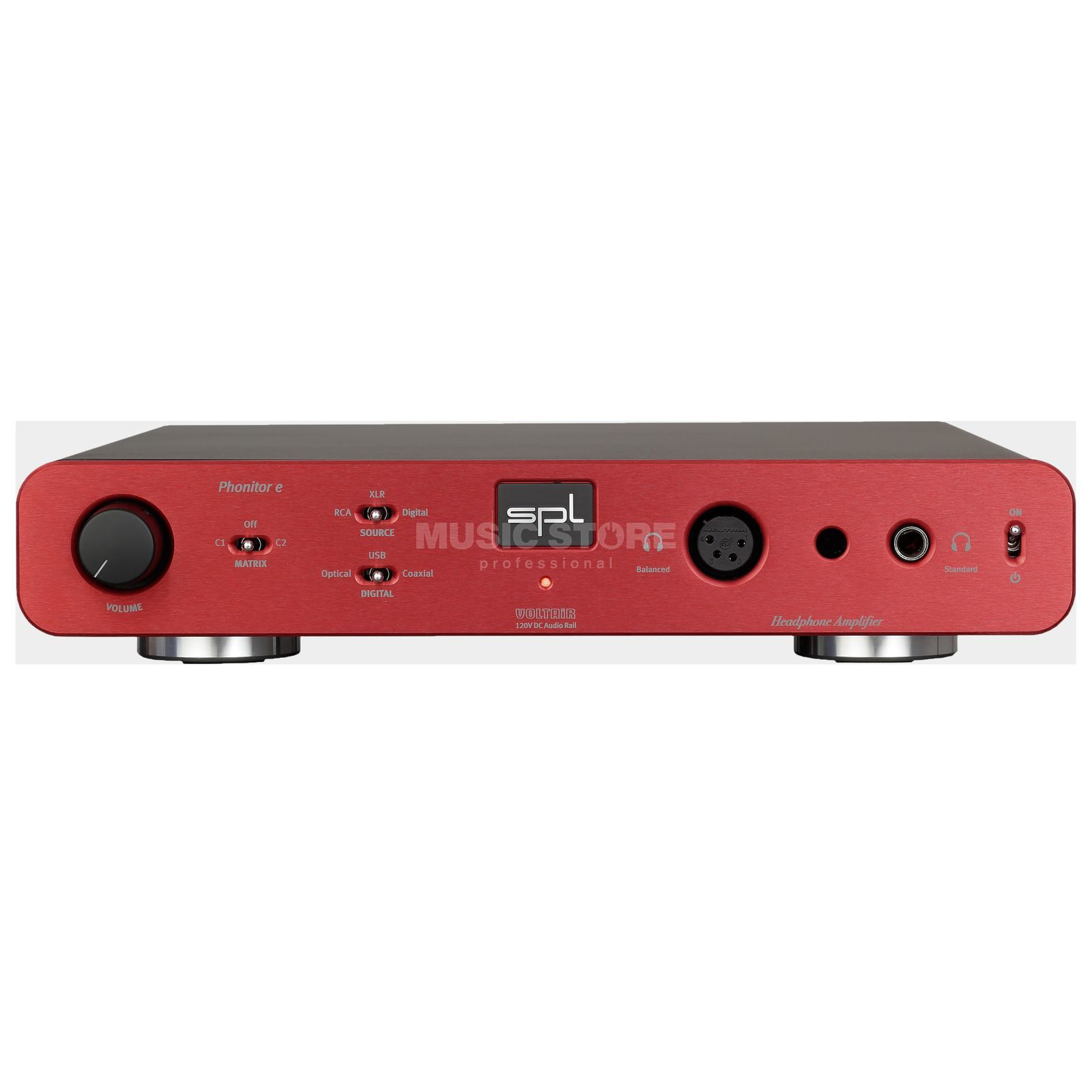 SPL Electronics Phonitor E Red Produktbillede