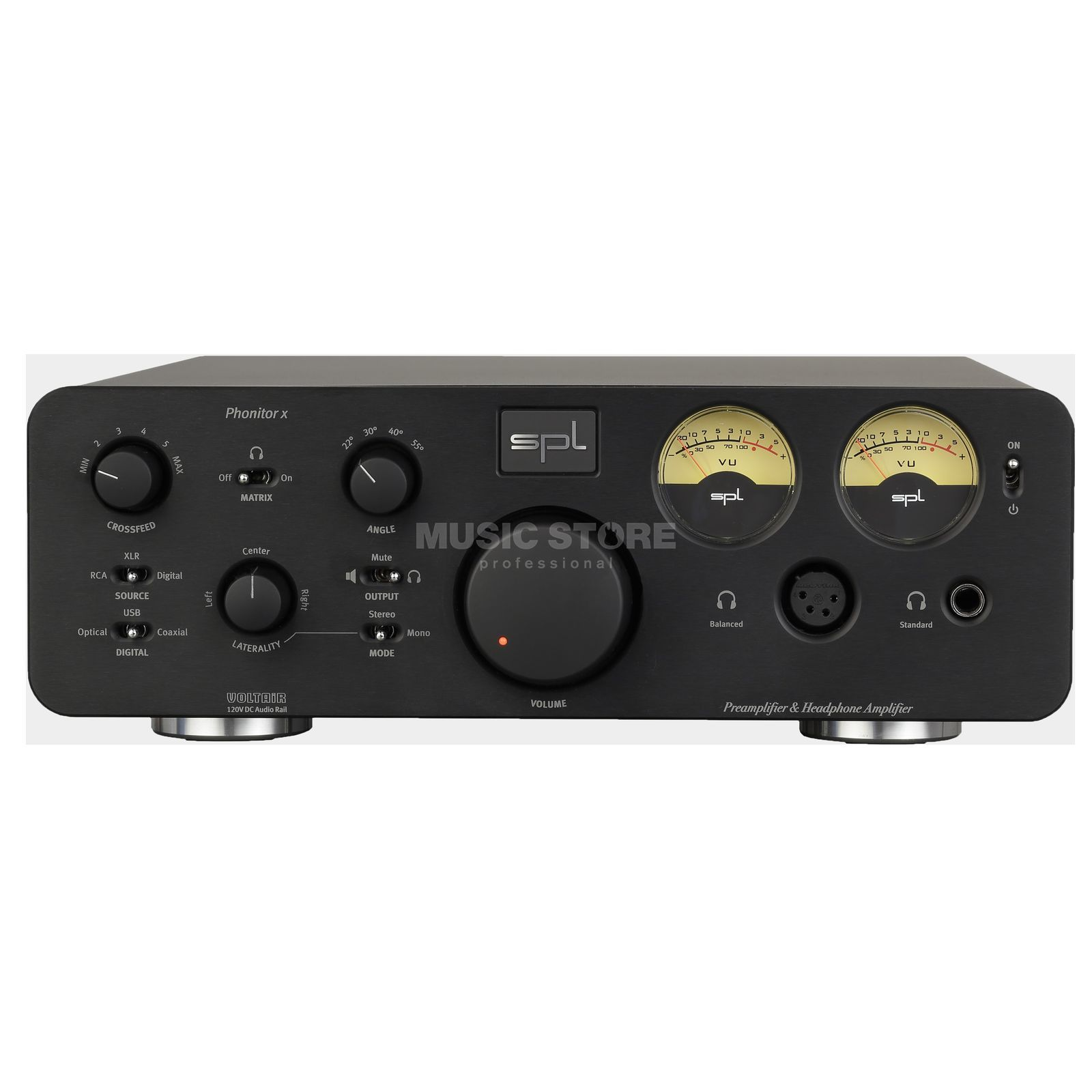 SPL Electronics Phonitor X Black Product Image