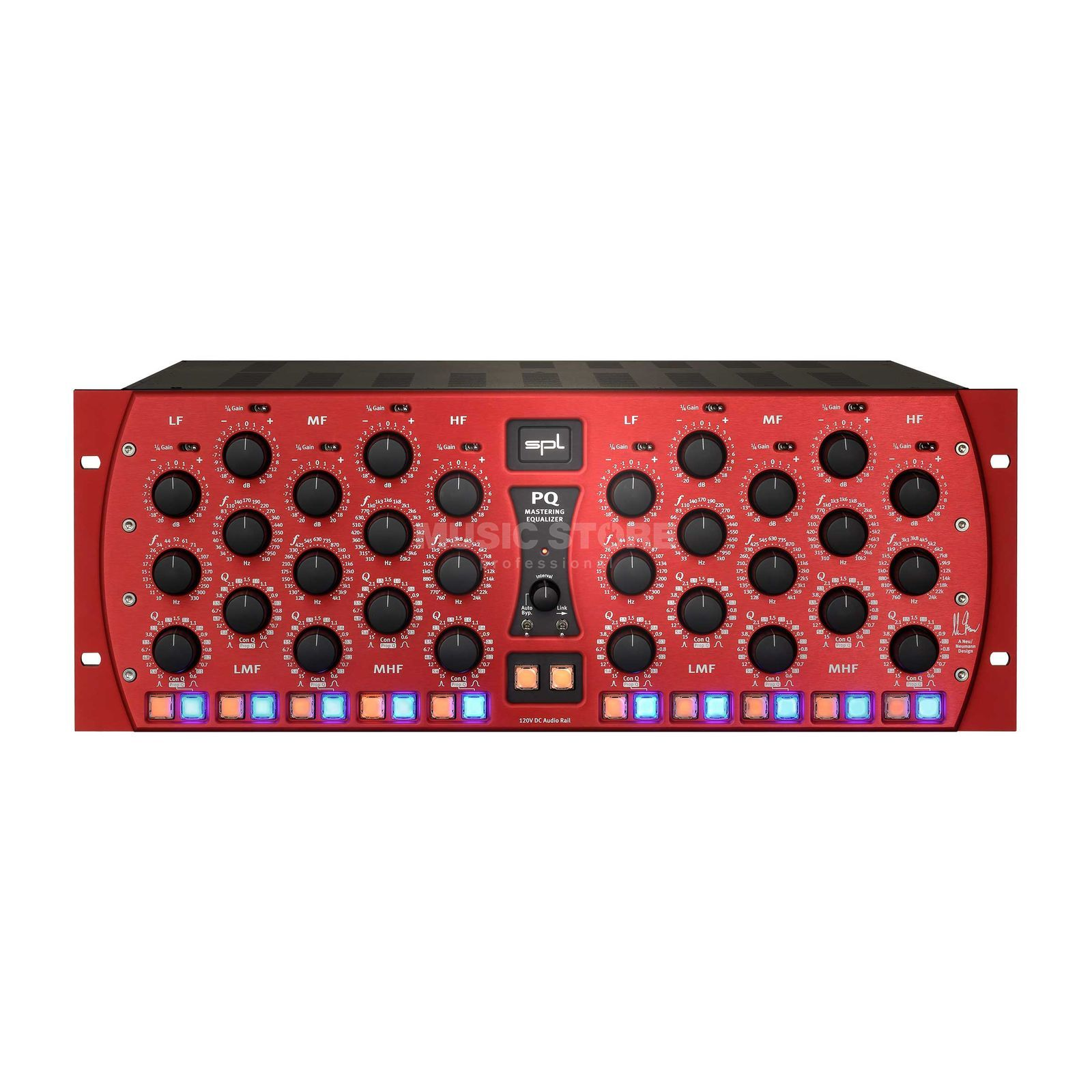 SPL Electronics PQ Red Product Image