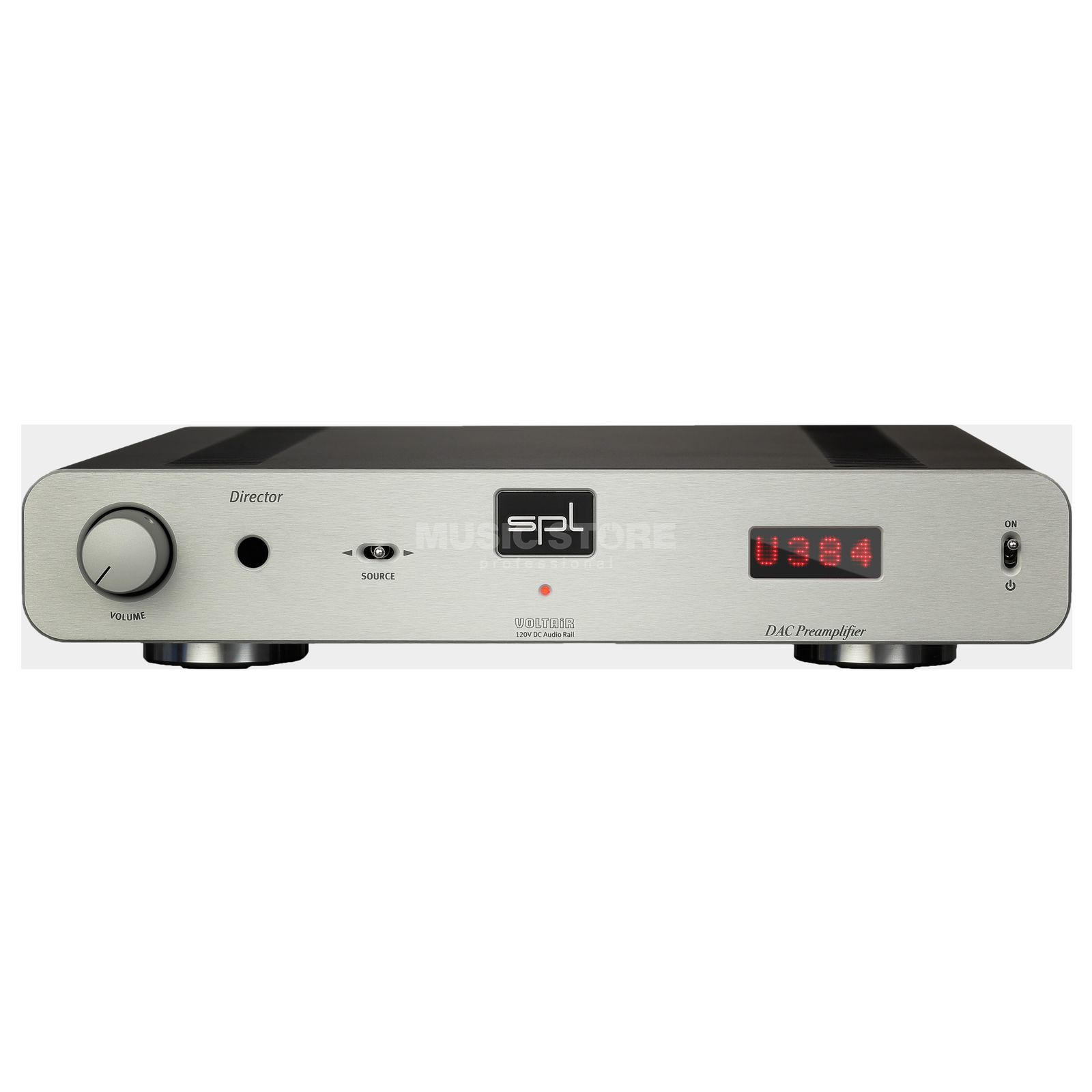 SPL Electronics Pro-Fi Director Silver Productafbeelding